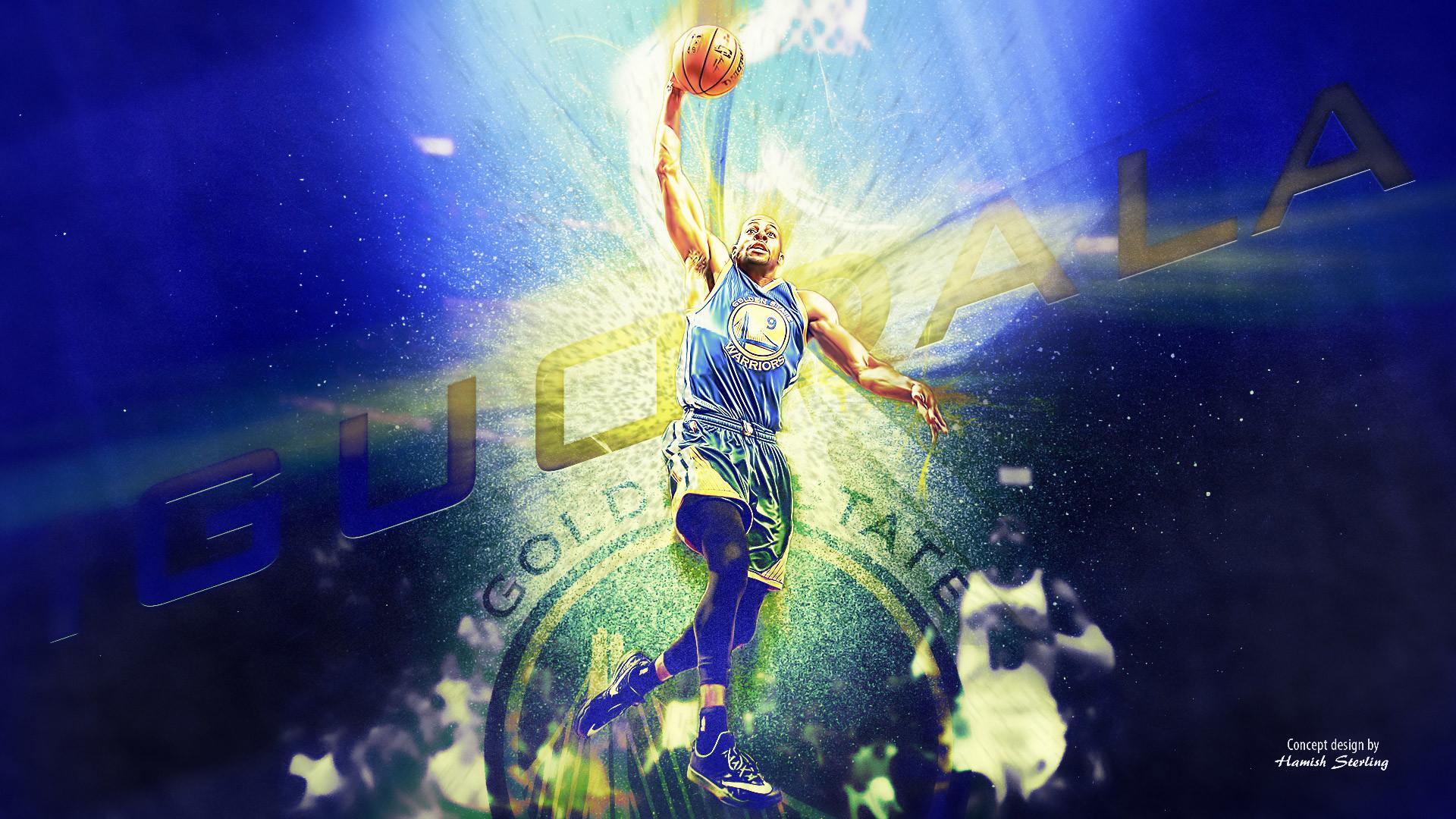 Stephen Curry Golden State Warriors NBA Wallpaper free