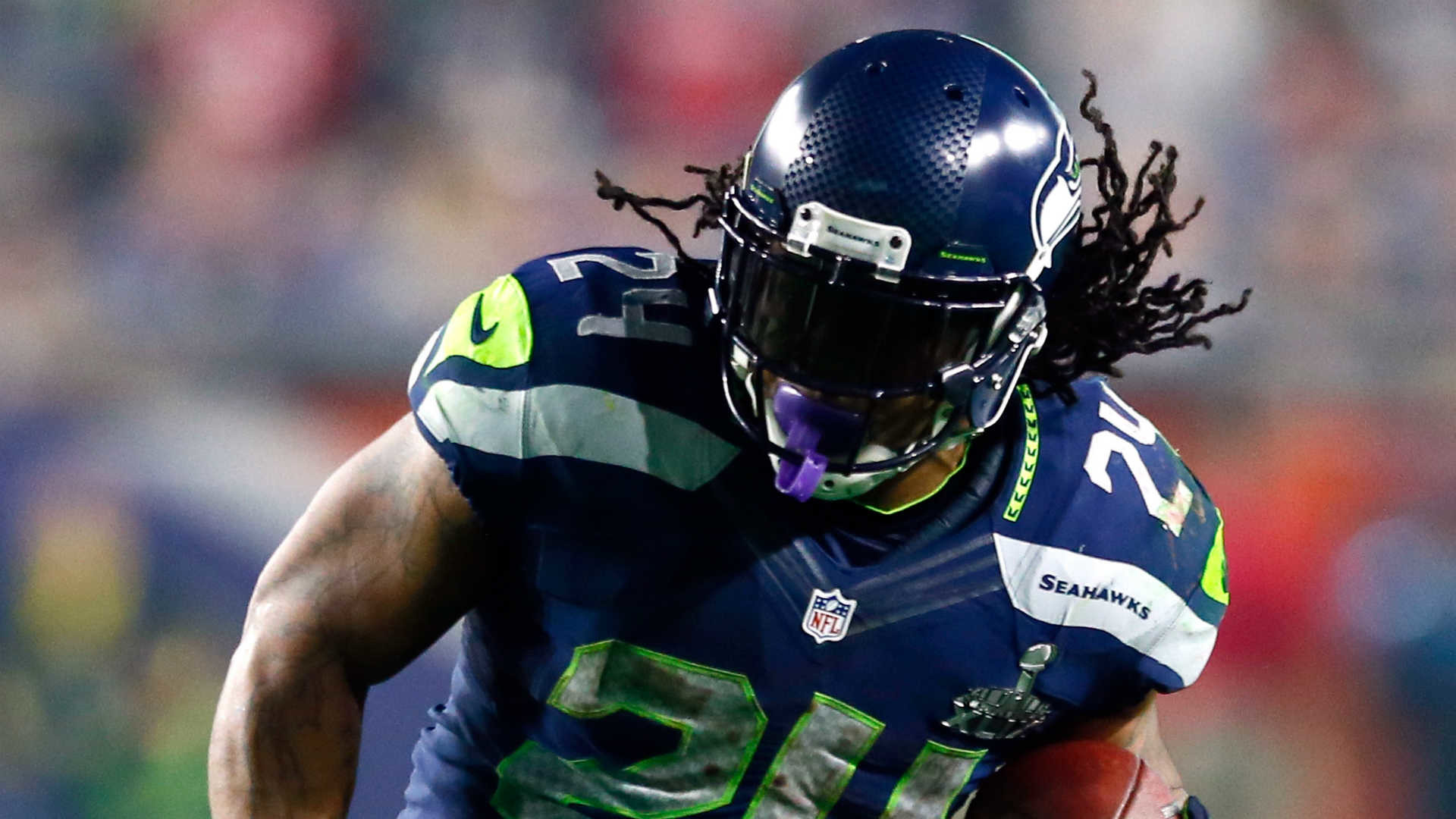 The truth about Marshawn Lynch from the 1-yard line | NFL | Sporting News