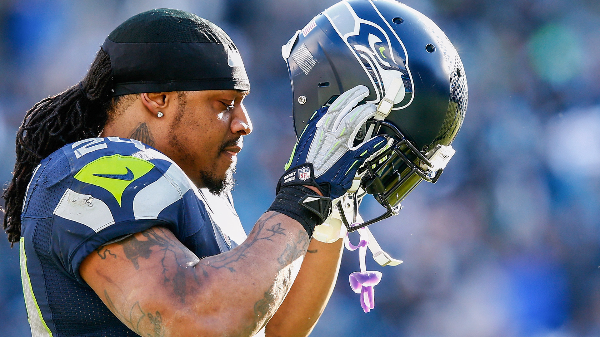 Marshawn Lynch return? Raiders might pull RB from retirement, report says |  NFL | Sporting News
