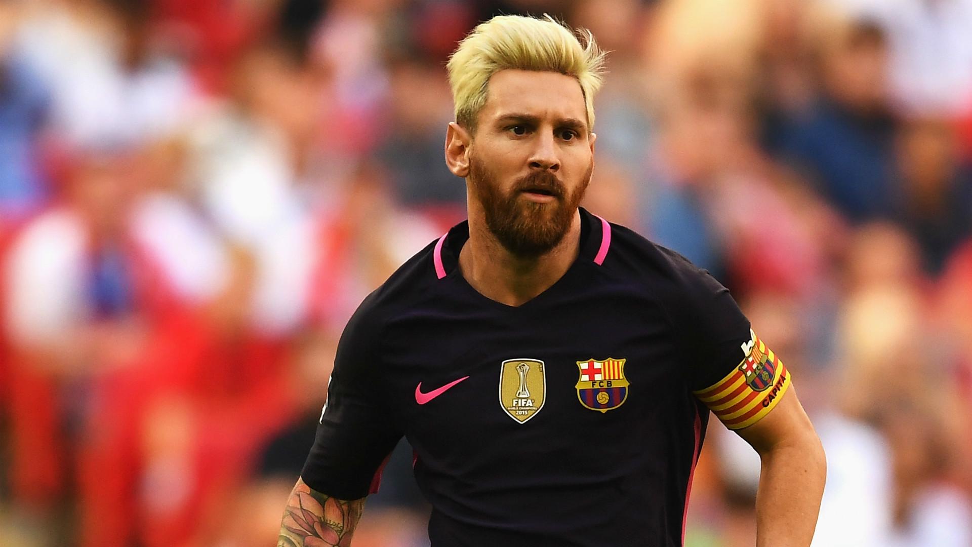 Lionel Messi Barcelona ICC