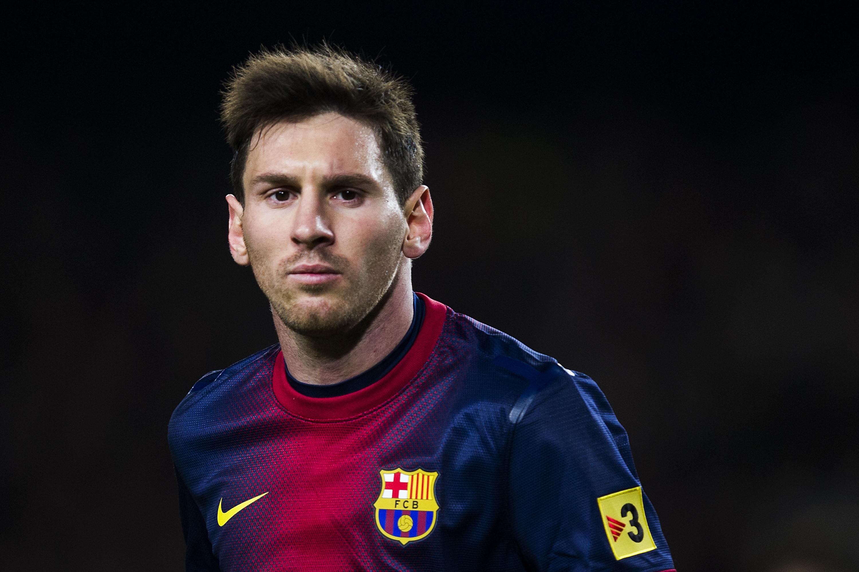 Lionel Messi hd desktop wallpaper