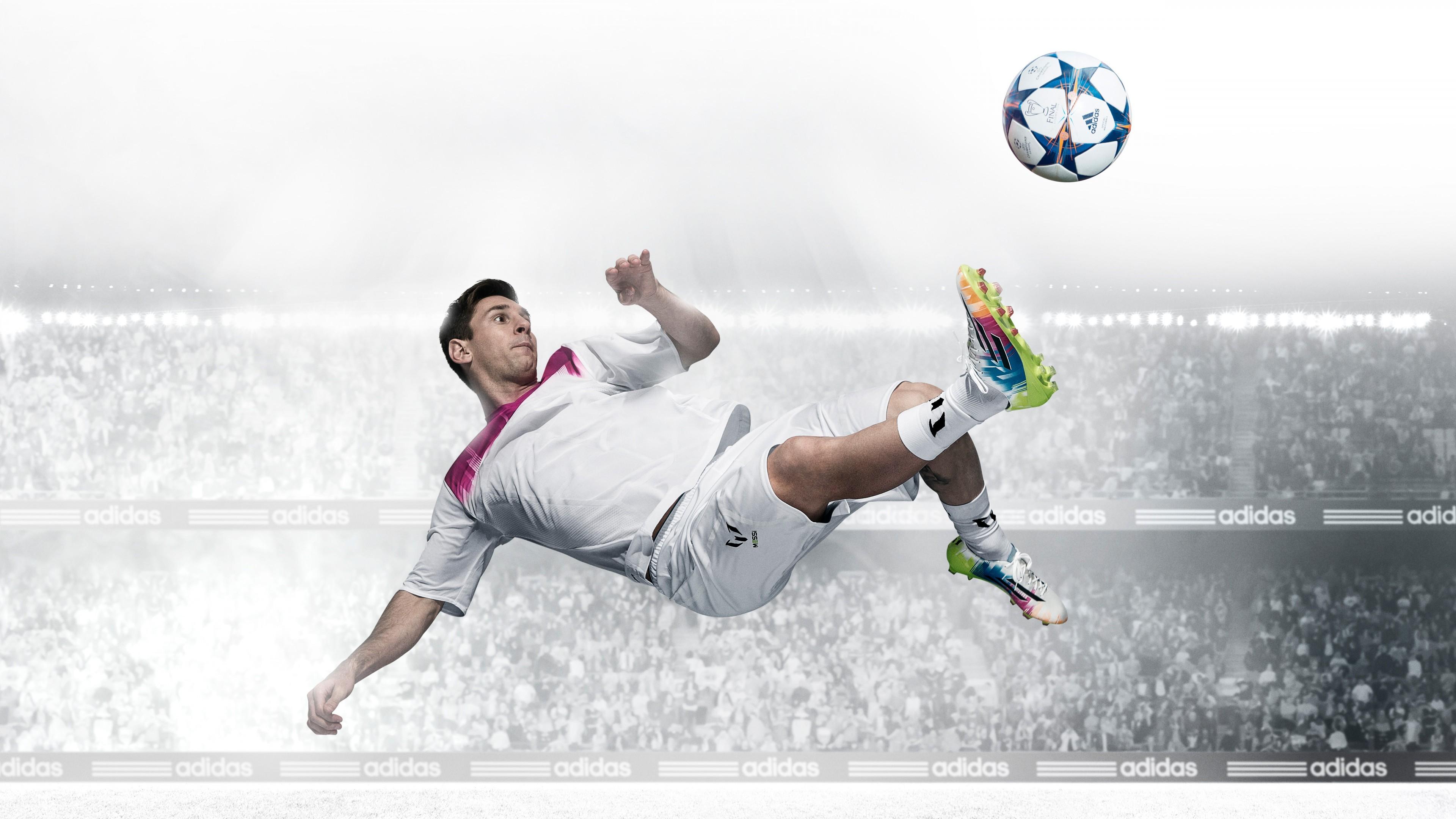 Messi Soccer Football HD Wallpaper