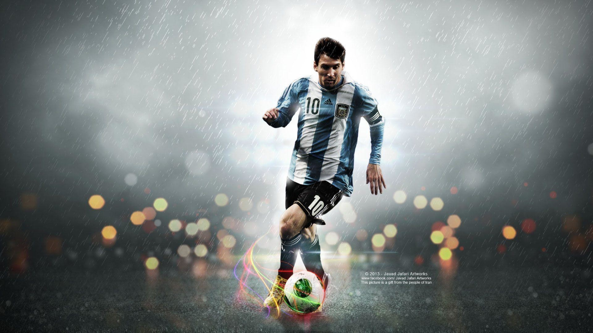 Lionel Messi HD Wallpapers – Wallpaper Zone