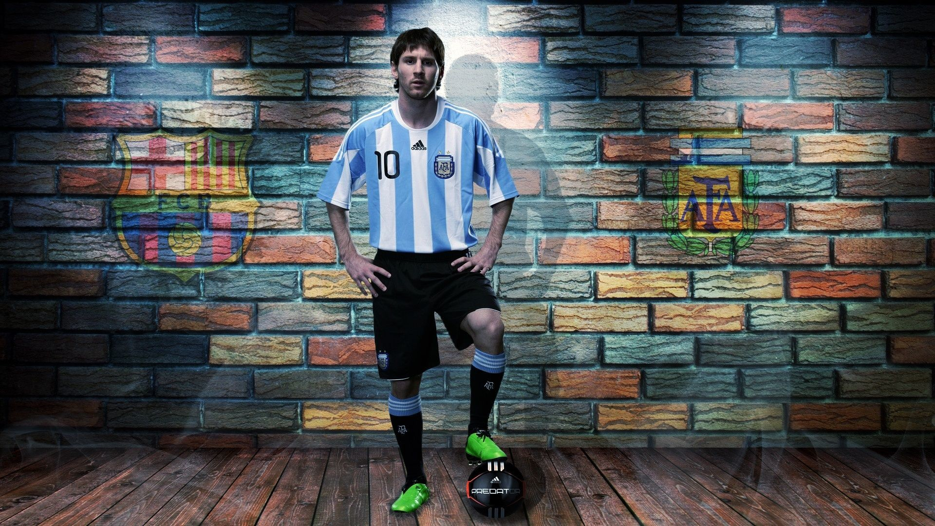 Lionel Messi Argentina Wallpapers HD Lionel Messi Wallpapers Argentina  National