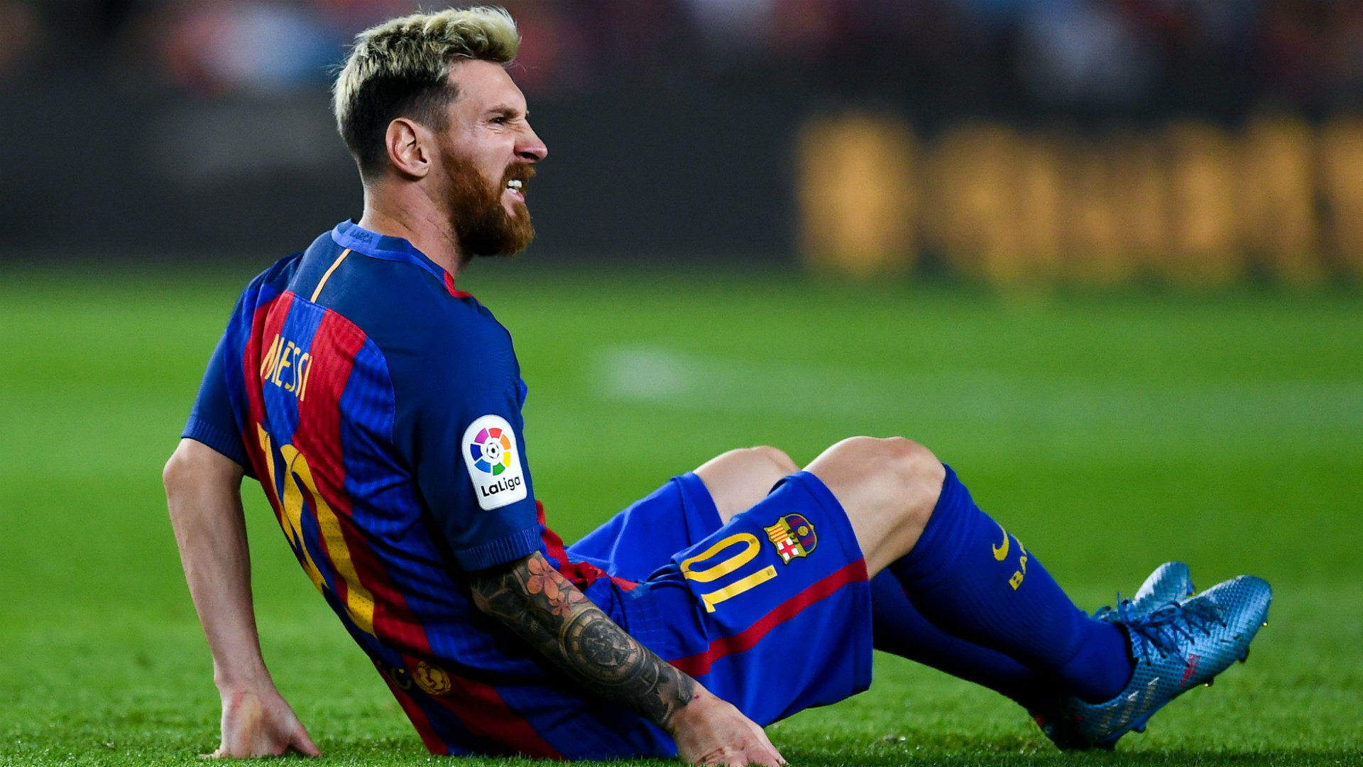 Transfer news: Messi wants release clause in new Barcelona deal – Goal.com