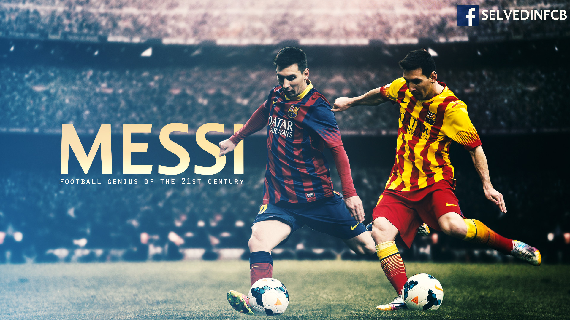 By Nelia Anderton – Lionel Messi Wallpapers, 1920×1080