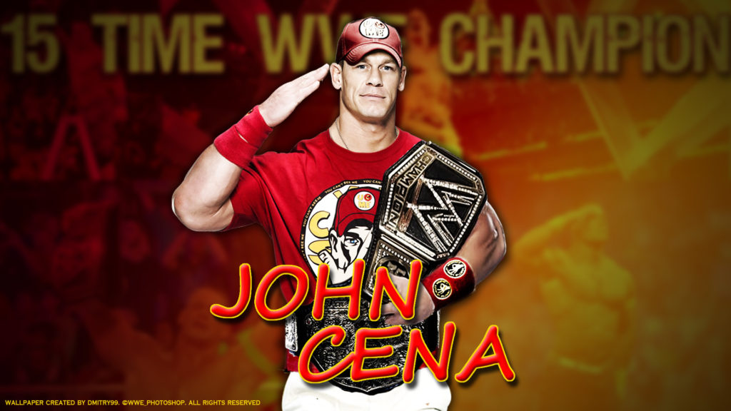 John Cena Wallpapers HD Wallpaper
