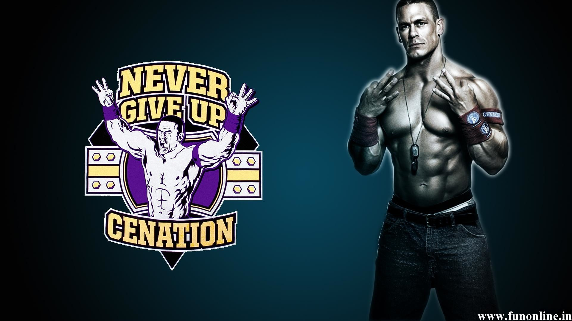 John Cena Wallpapers, Download WWE John Cenas HD Wallpaper Free
