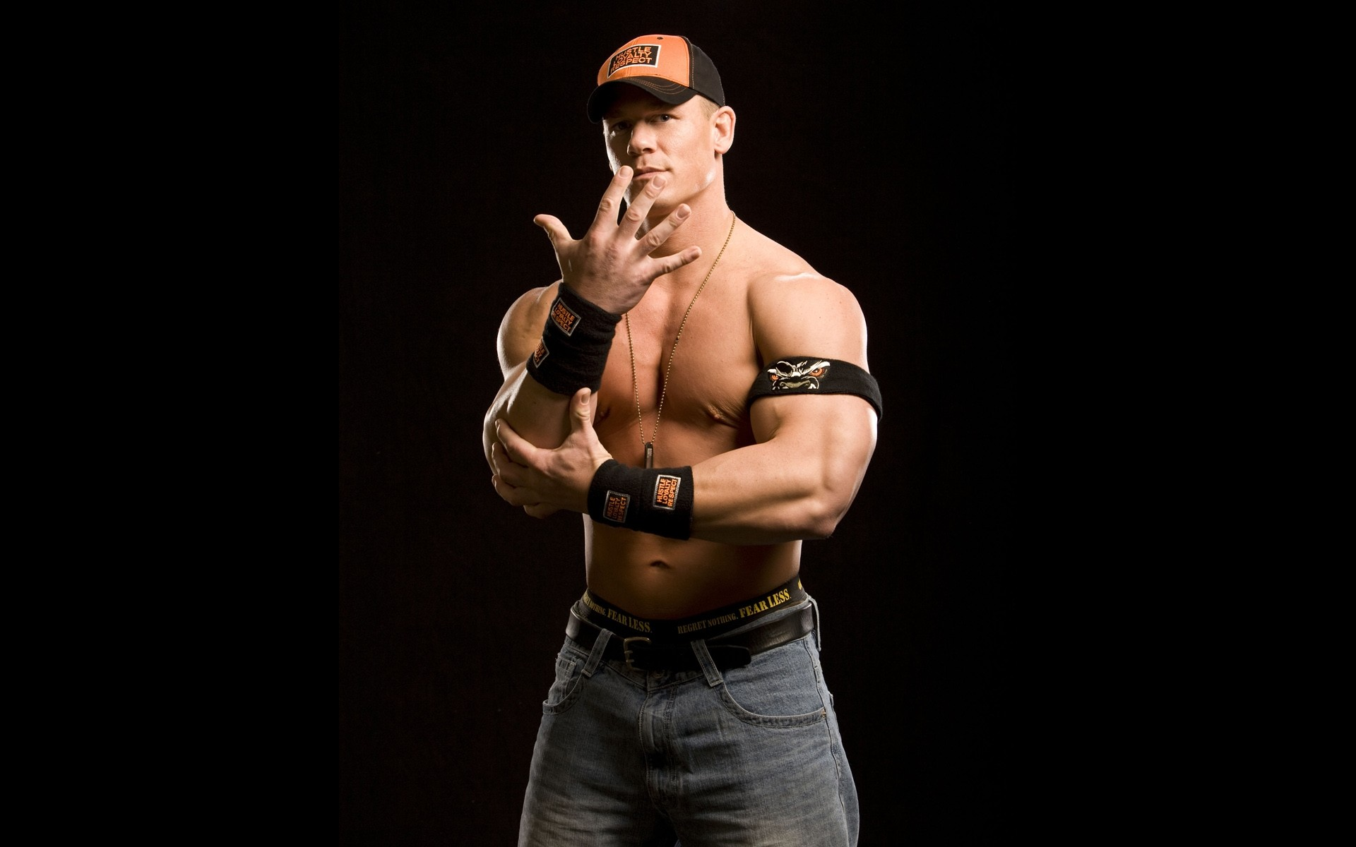 Half of the fans of WWE think John Cena is the best there is, many of them  think he's the best there ever will be. The other half is the complete  opposite …