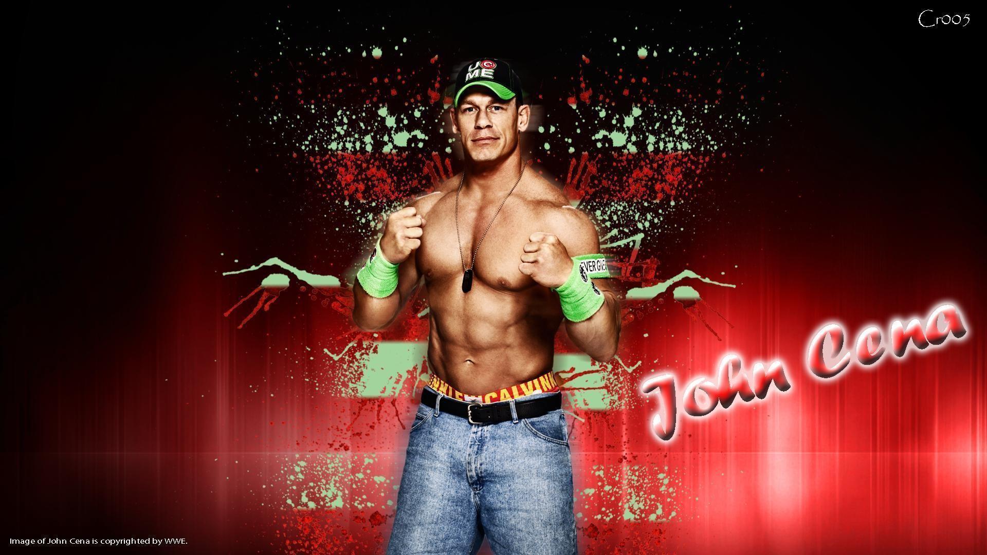 Free Download 17 WWE John Cena HD Wallpapers
