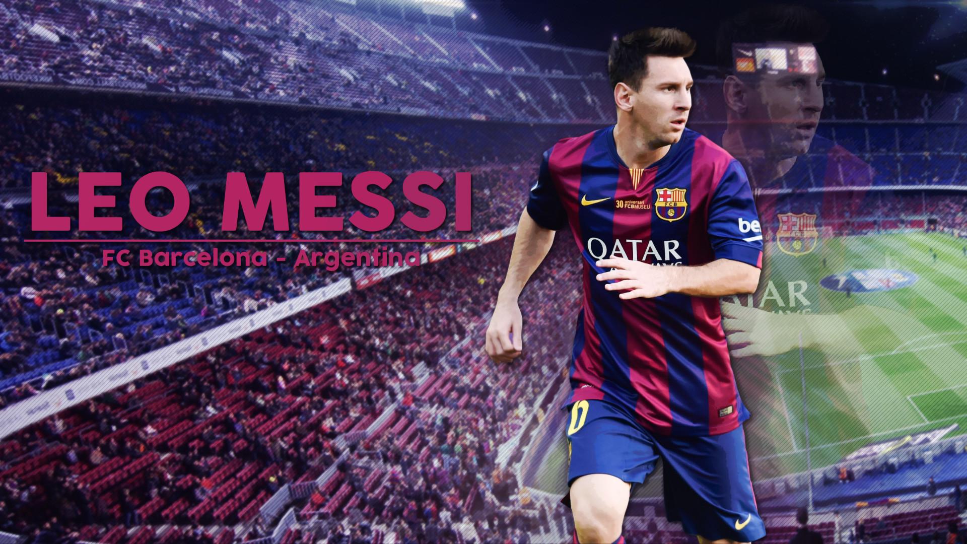 Lionel Messi Full HD Wallpaper 1920×1080