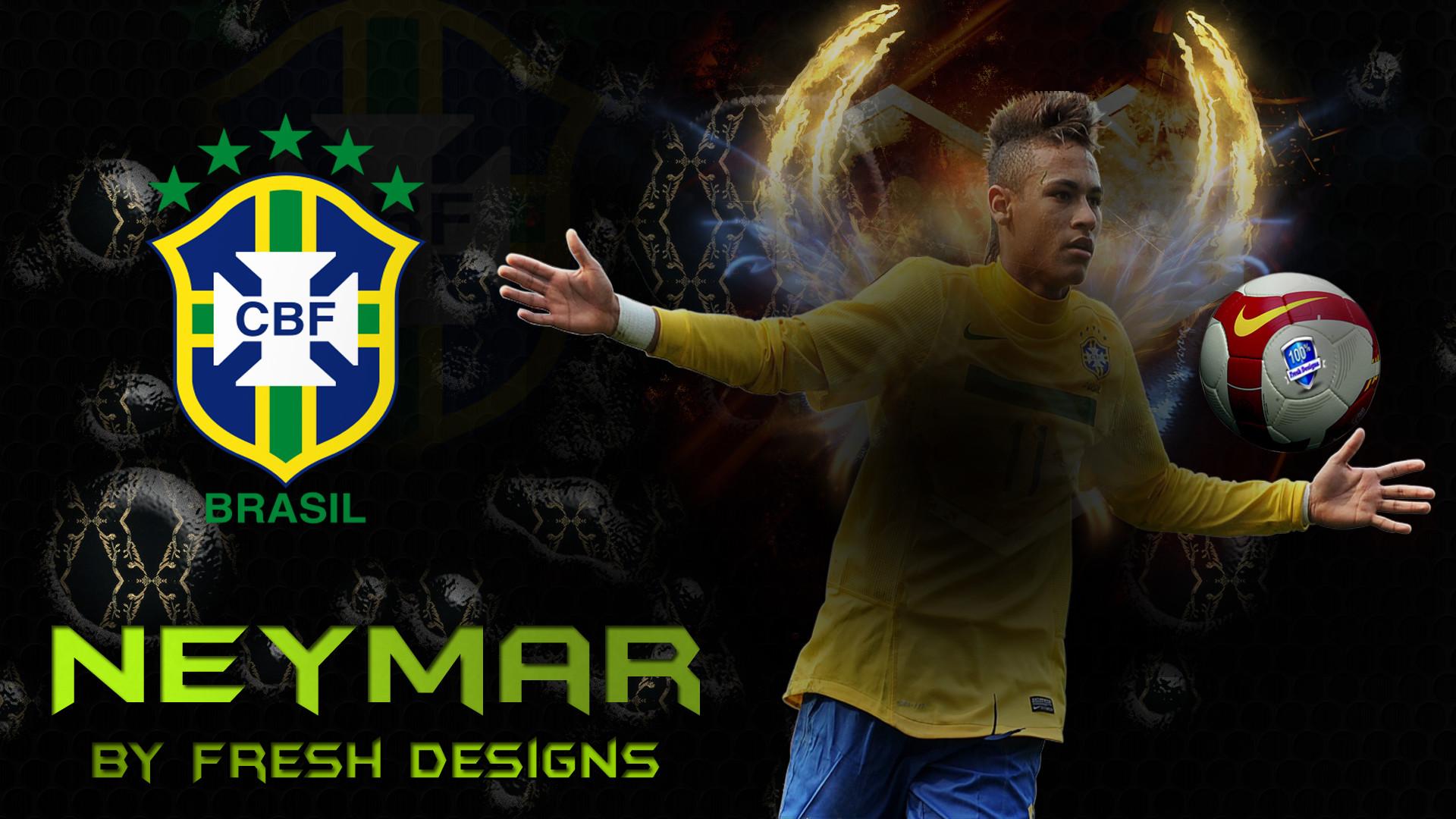 Download Neymar Wallpapers HD Wallpaper