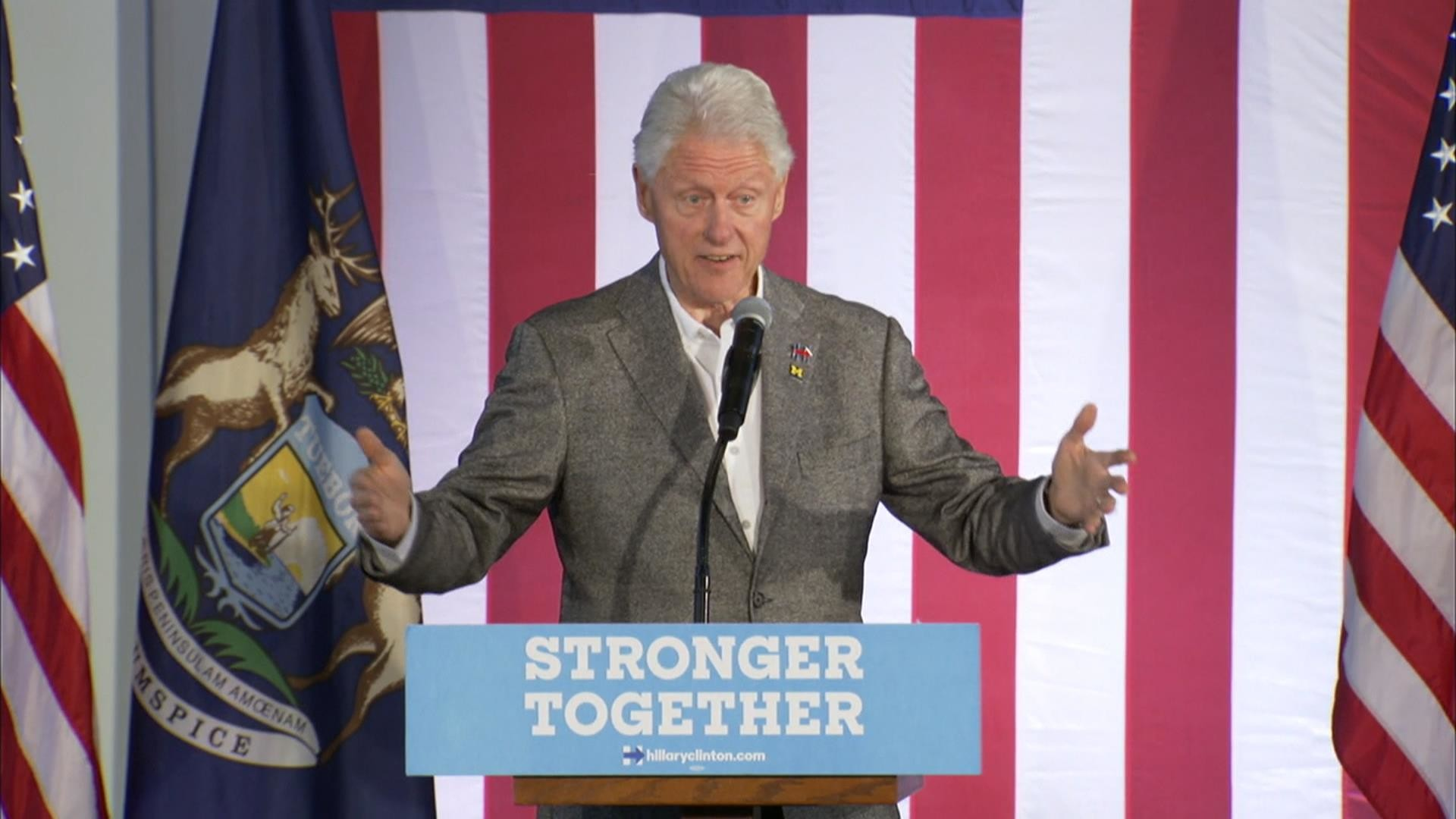 Bill Clinton Attempts to Clarify Scathing Obamacare Comments – NBC News