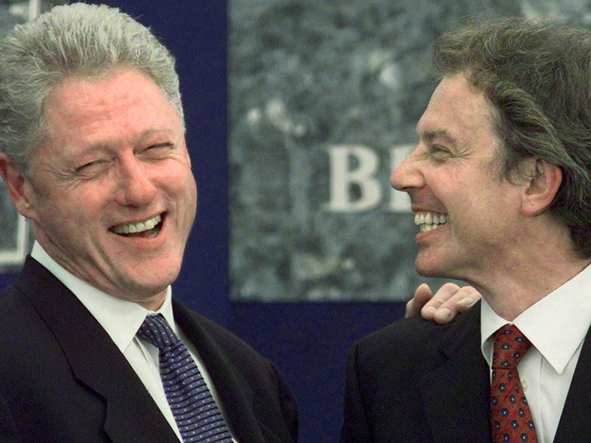 Tony Blair and Bill Clinton phone calls: Fake transcripts shared on social  media after declassified records released | The Independent