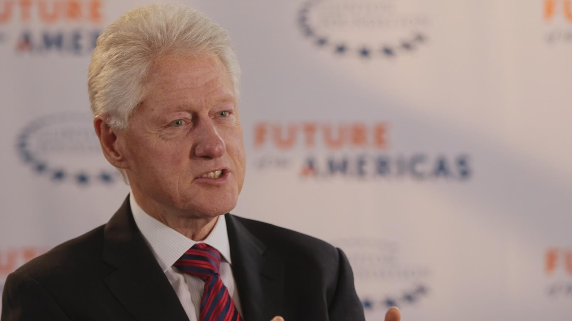 "Bill Clinton on Eric Garner: ""He didn't deserve to die"""