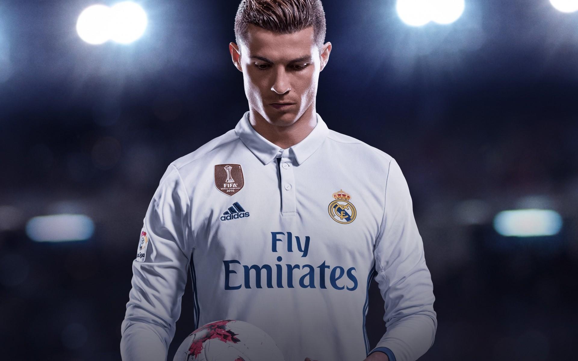 Games / Cristiano Ronaldo Wallpaper