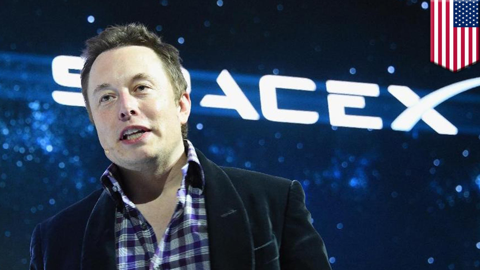 SpaceX Internet satellites: Elon Musk confirms plan to launch fleet of 700  satellites into orbit – YouTube