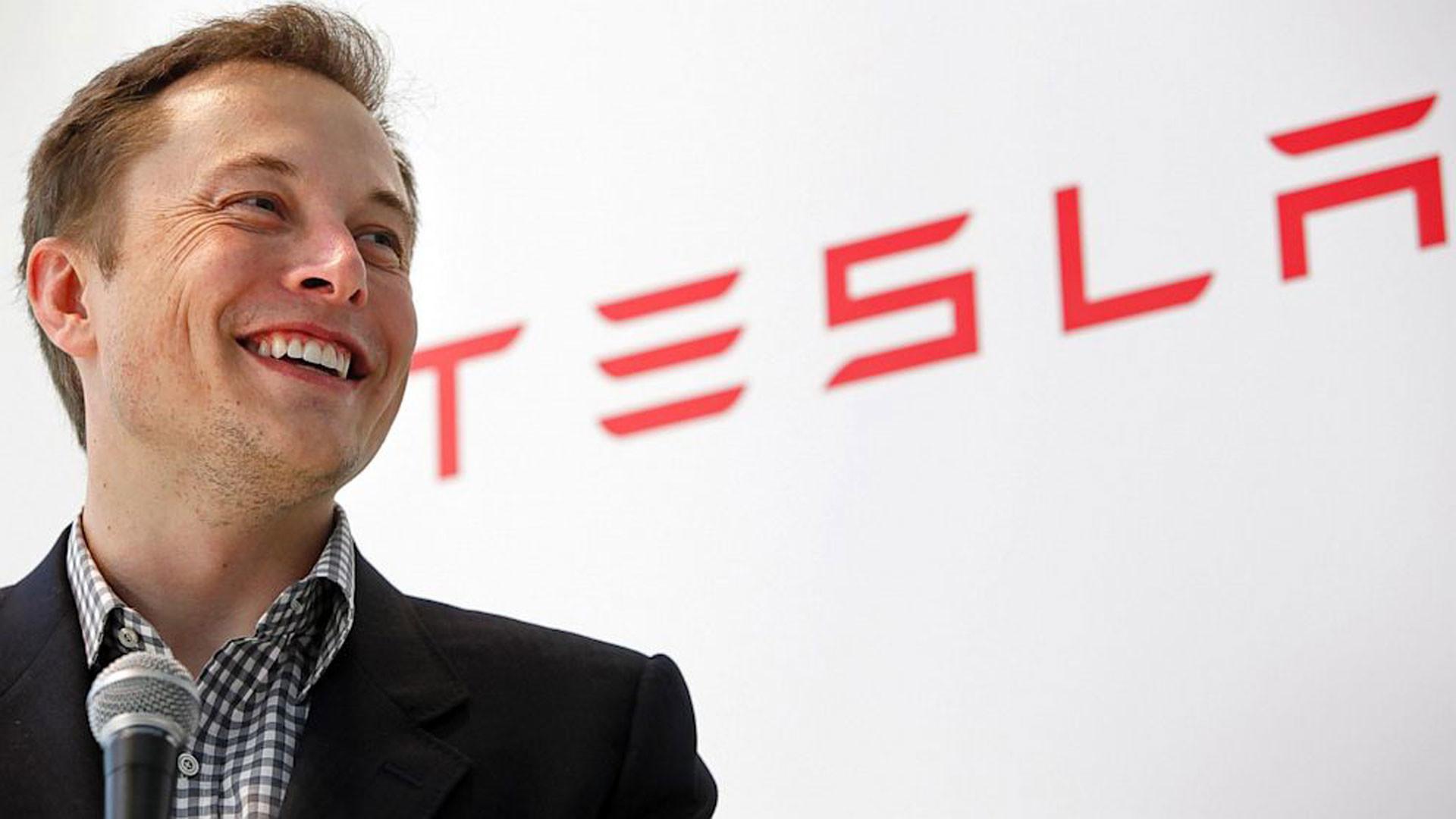Elon Musk, entrepreneur fondateur de Tesla et SpaceX.