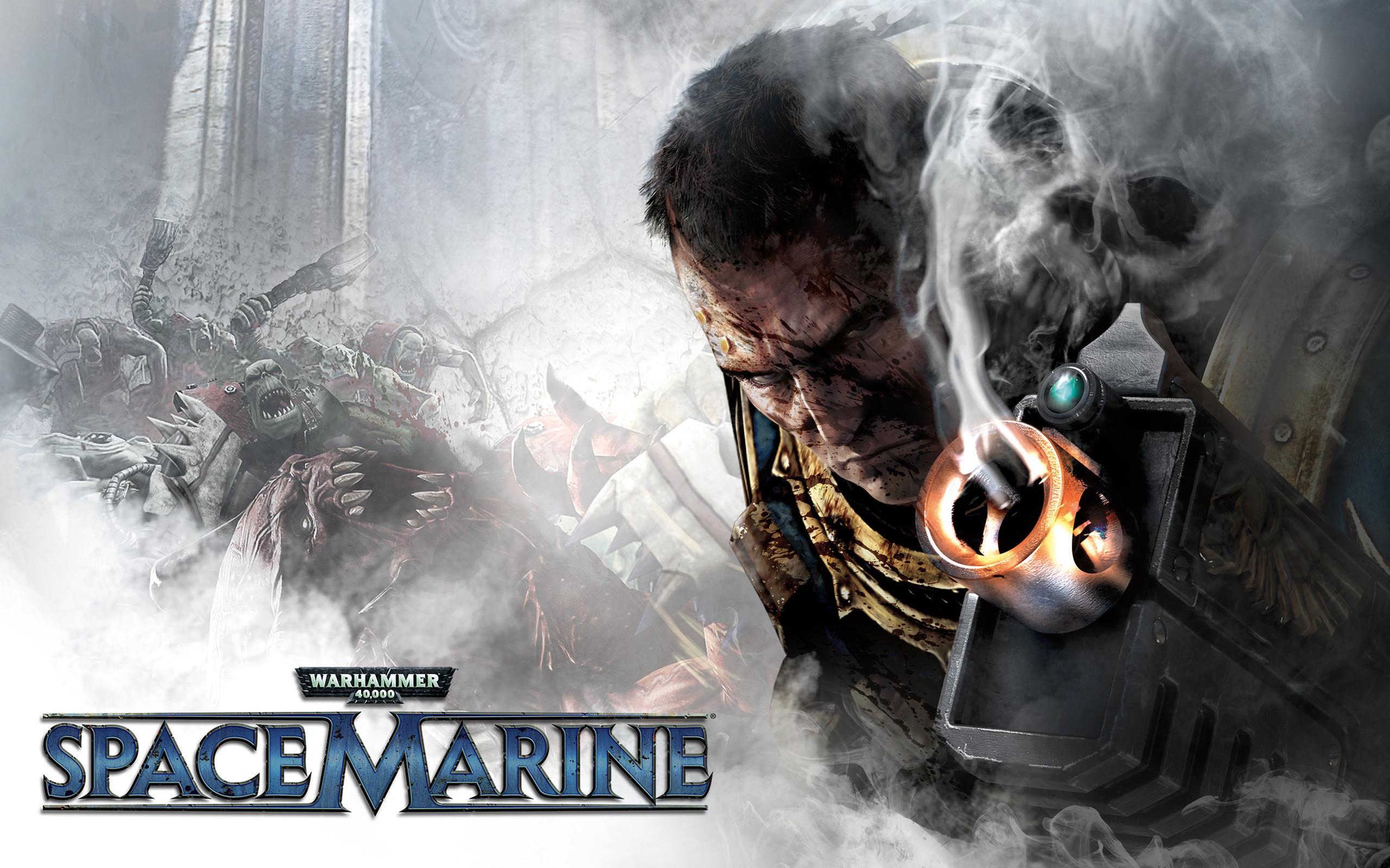 Warhammer Space Marine Game Wallpapers   HD Wallpapers