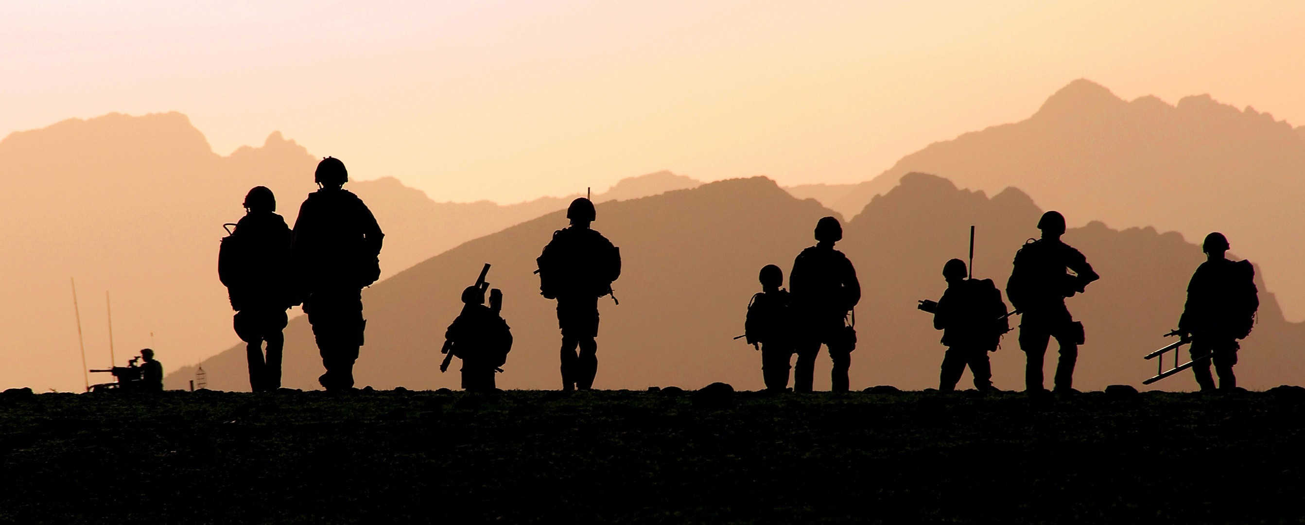 military, Silhouette, Royal Marines Wallpapers HD / Desktop and Mobile  Backgrounds