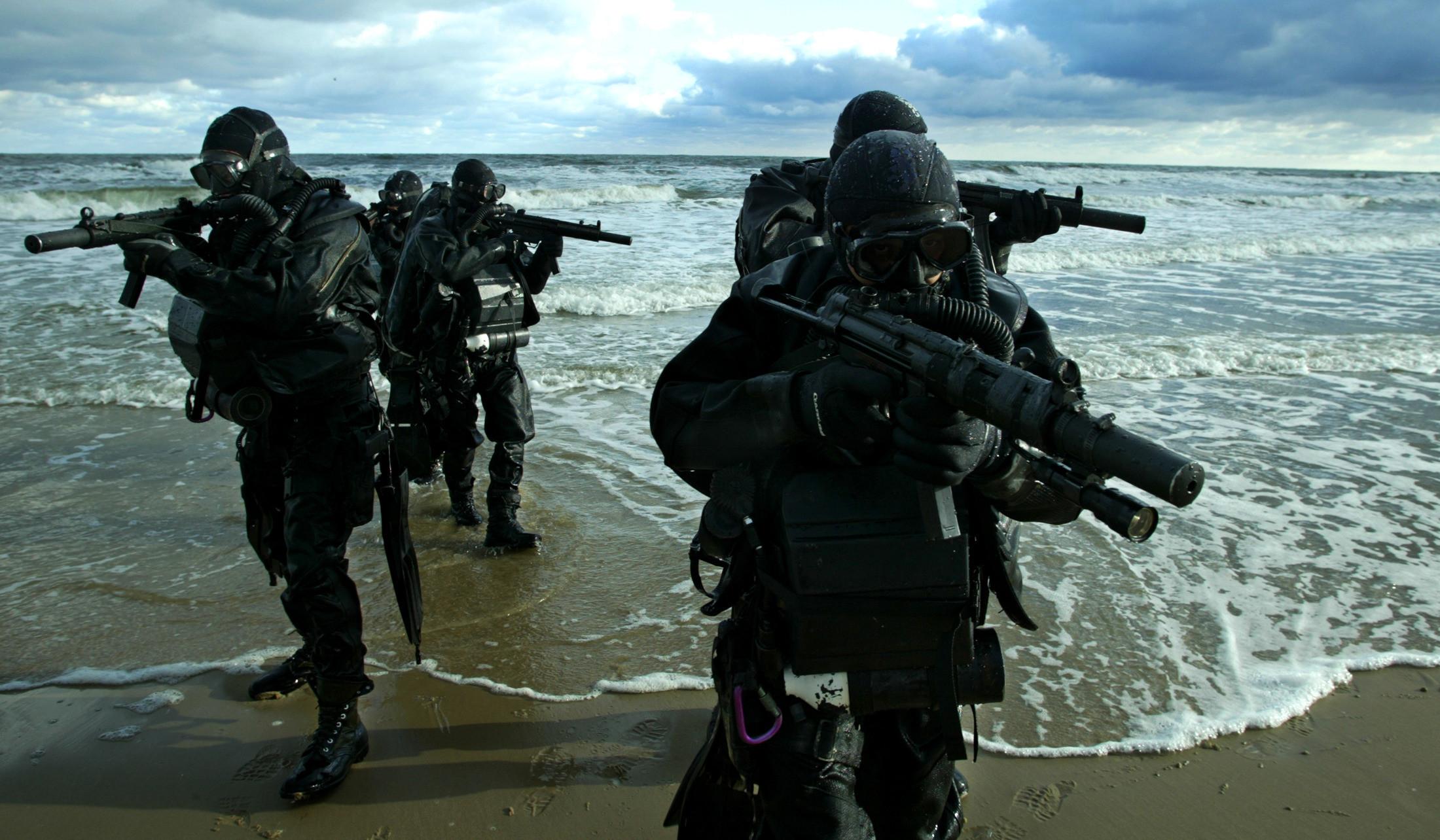 Marine Commandos