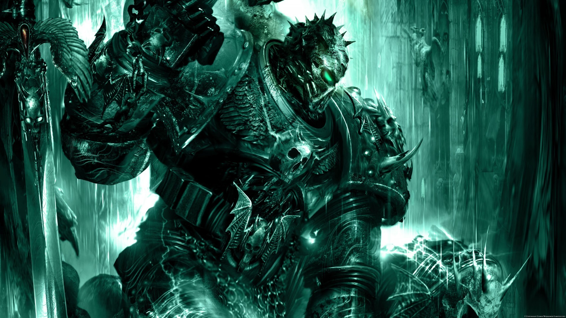 Media RSS Feed Report media chaos space marines (view original)