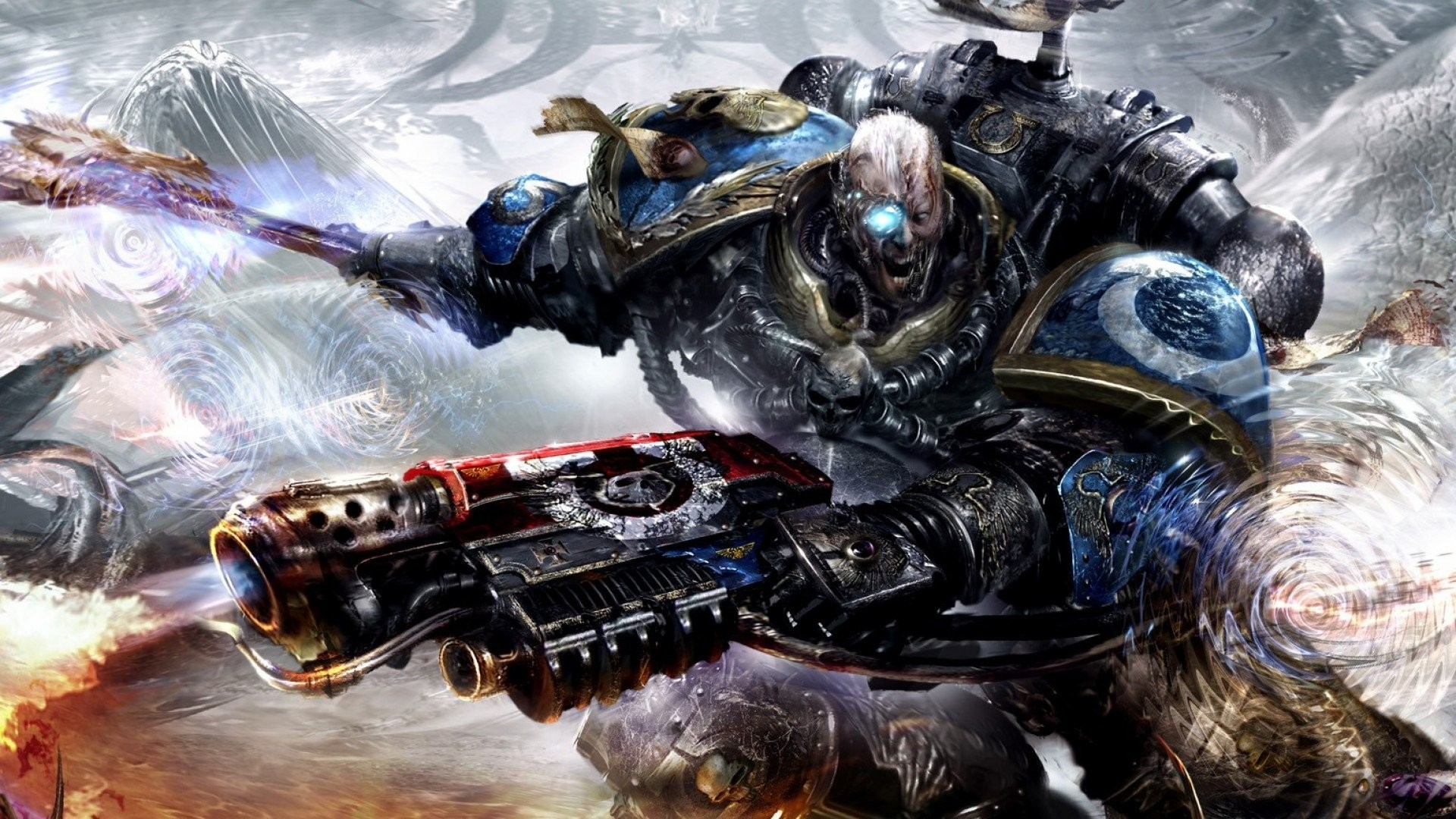 Chaos Space Marines 863999