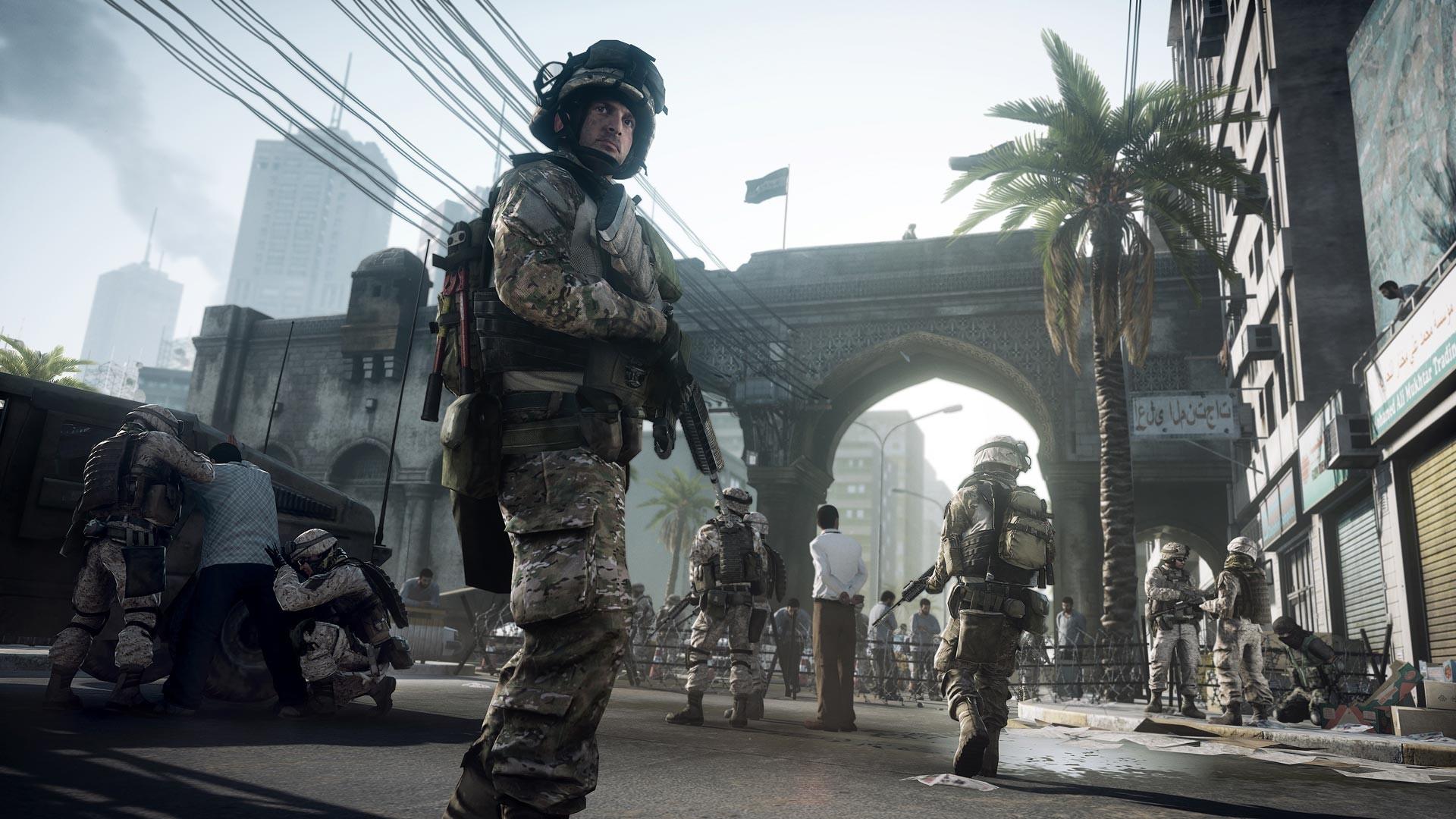 Image Source: Battlefield 3 Marines