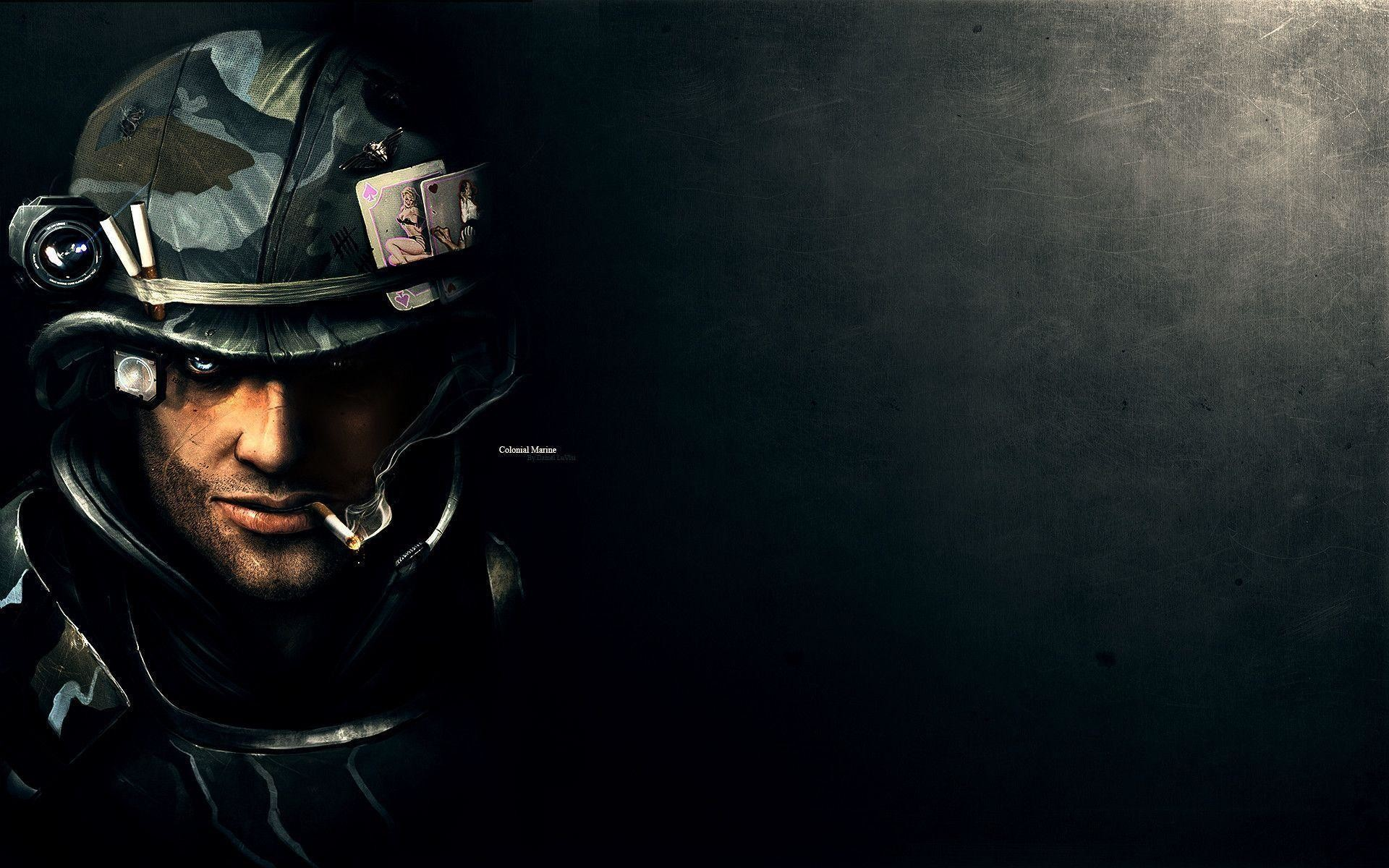 Wallpapers For > Marines Wallpaper Hd