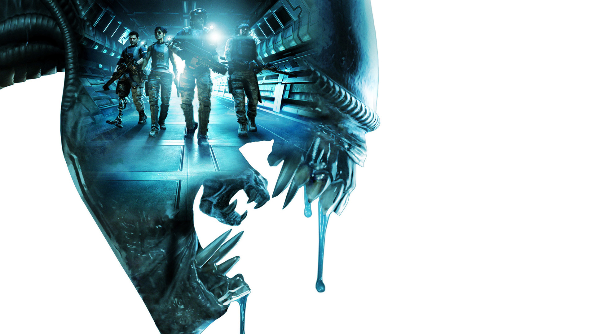 2013 Aliens Colonial Marines Game Wallpapers   HD Wallpapers