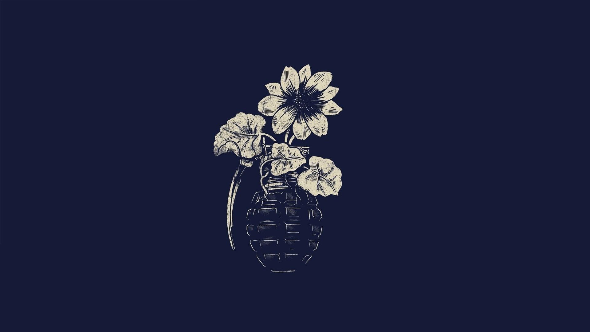 Flower Grenade [1920×1080] …