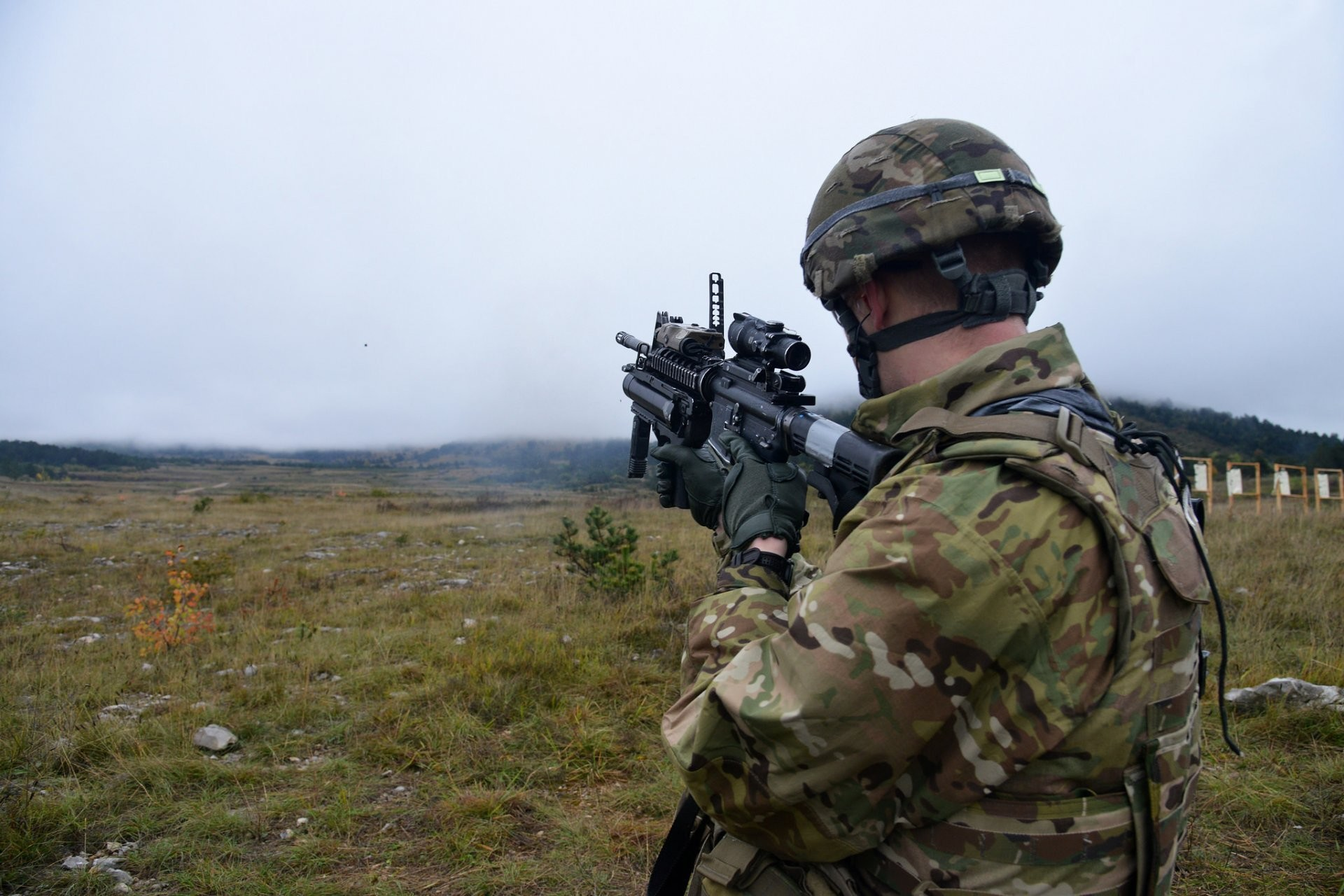 united states army m320 grenade launcher