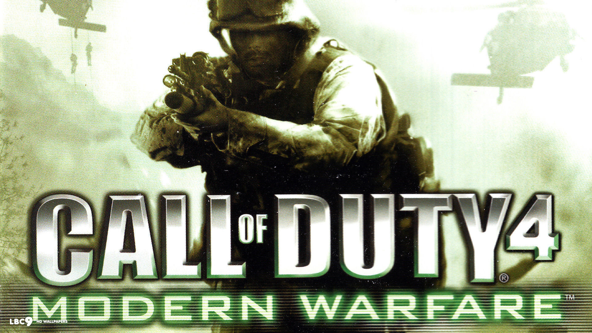Wallpapers Of The Day: COD 4 Modern Warfare | COD 4 .