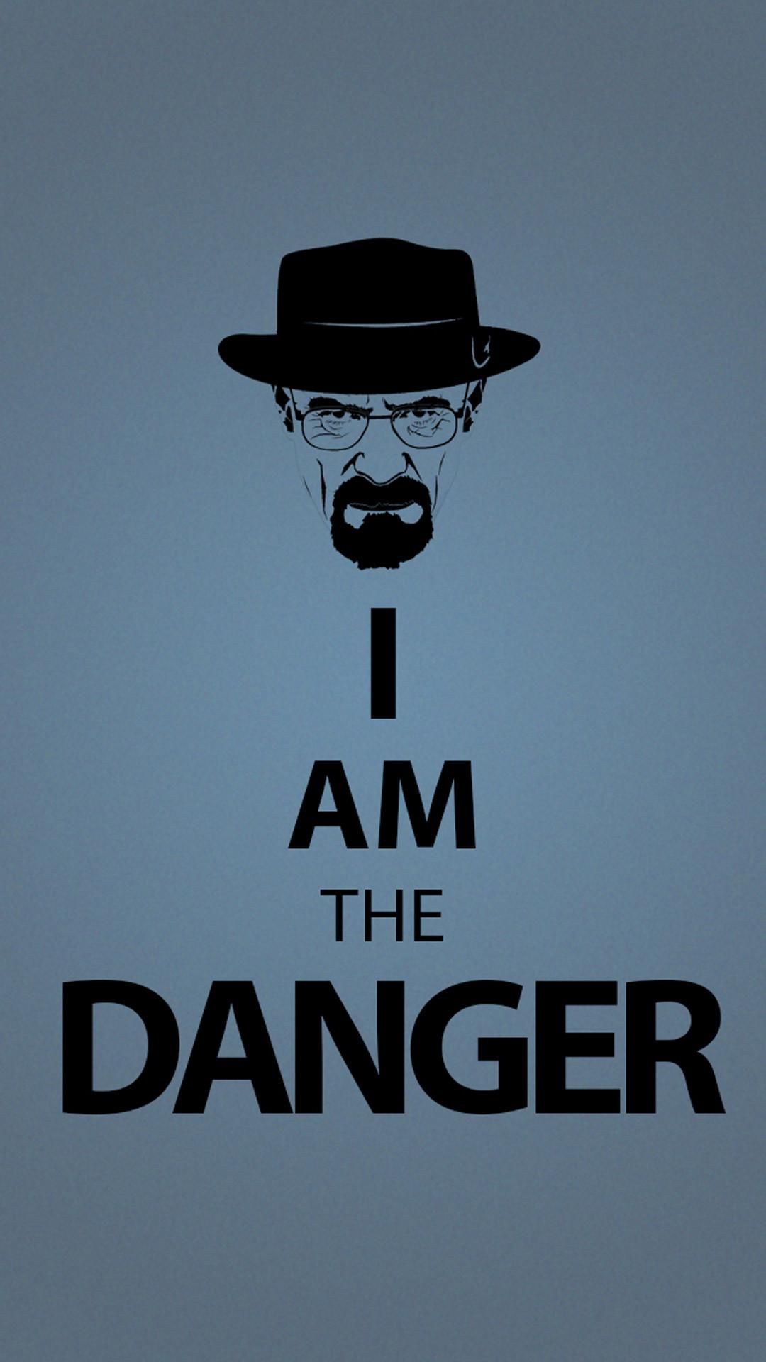 I Am The Danger #iPhone #7 #wallpaper