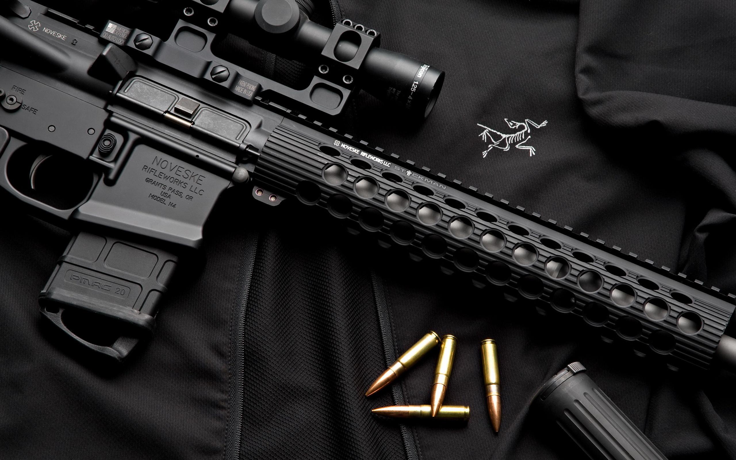 Noveske AR 15 Gun