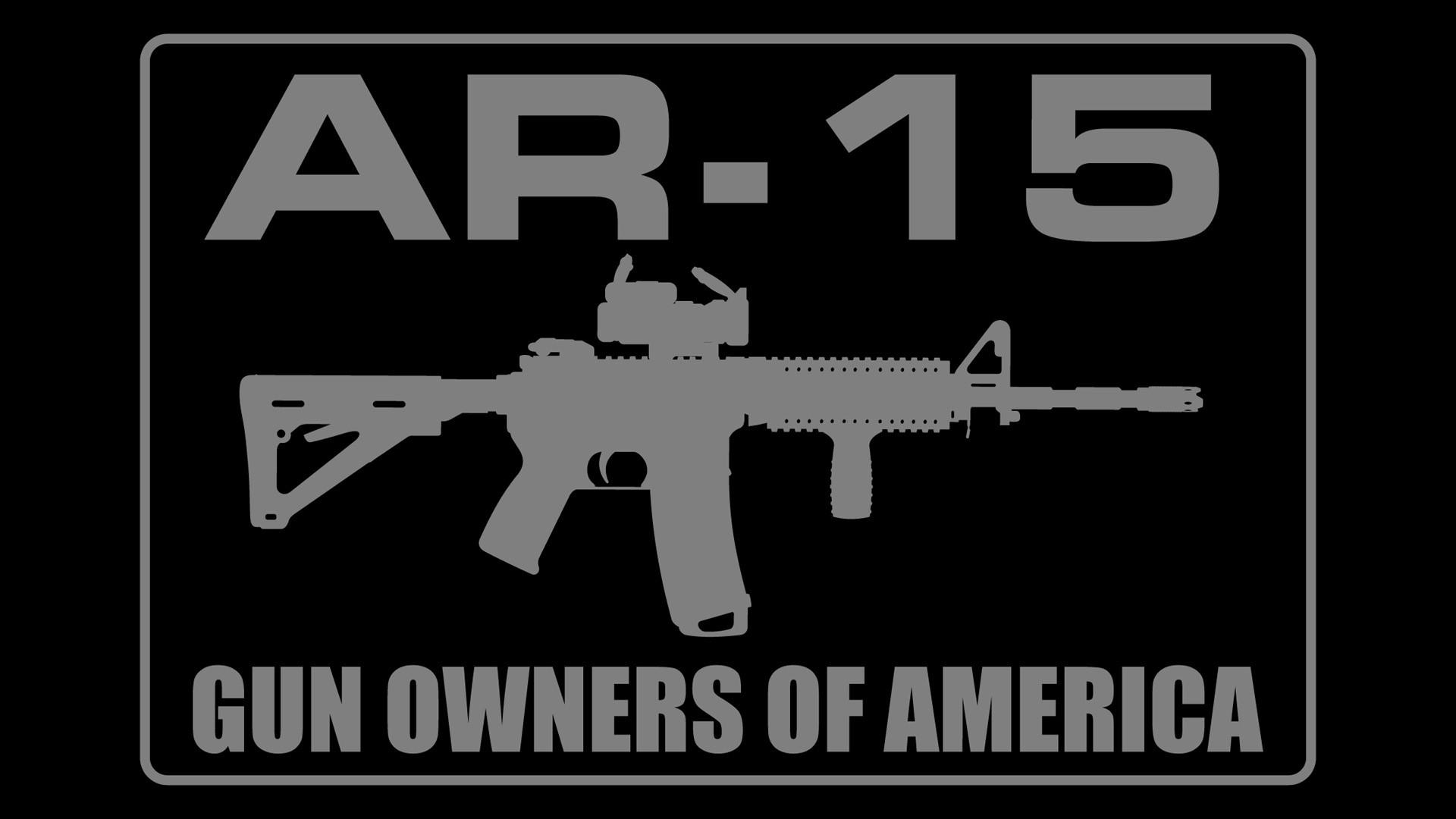 Weapons – Colt AR-15 Wallpaper