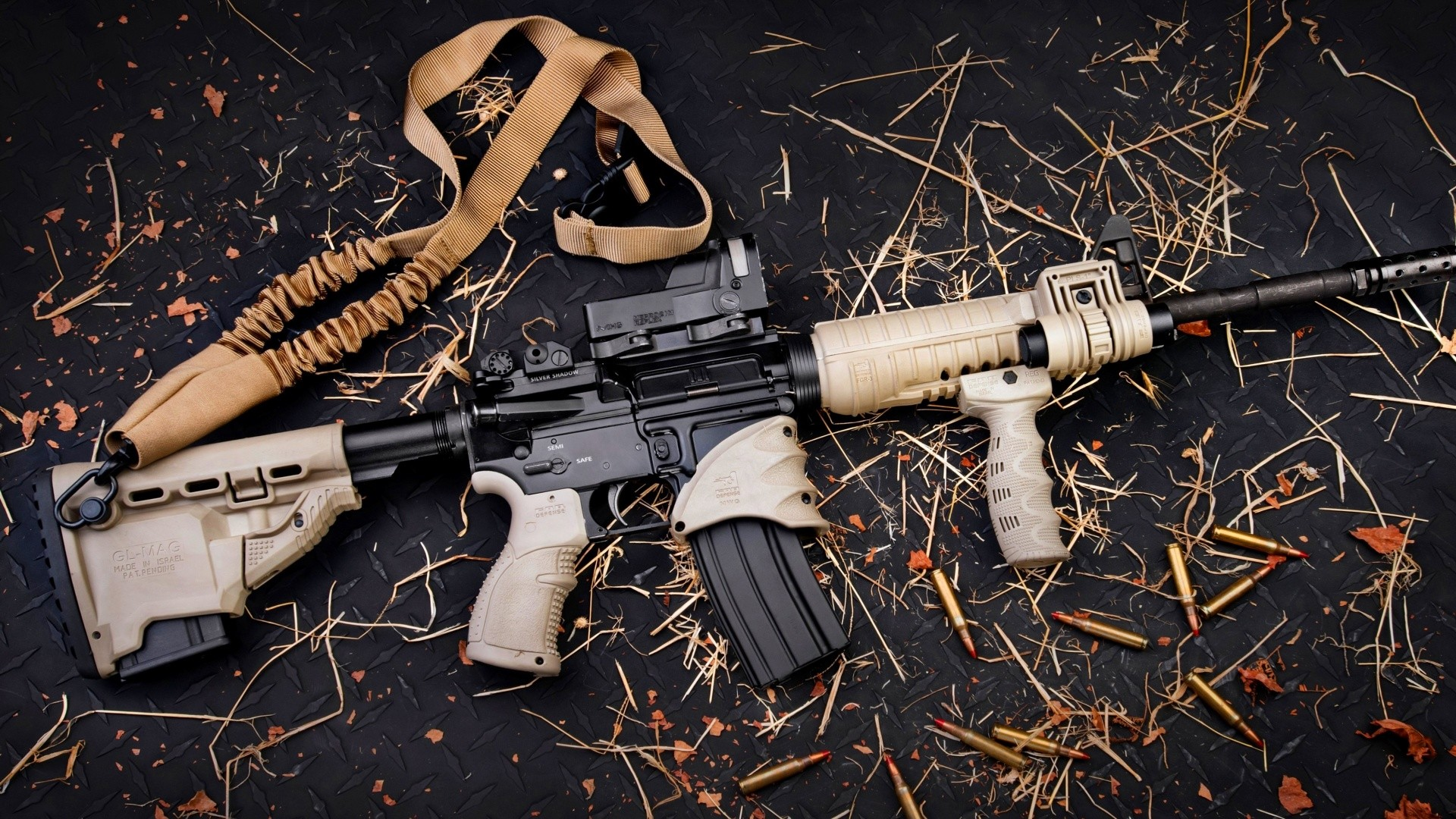 AR 15 Rifle Ammunition   1920 x 1080 …