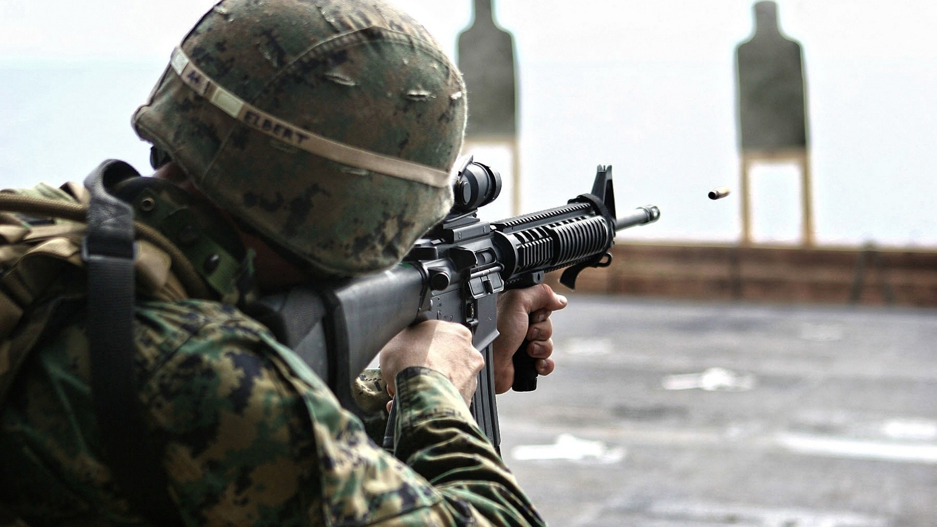 Rifle, Assault, Soldier, Ar-15, Rifle, Weapons, Bullet,