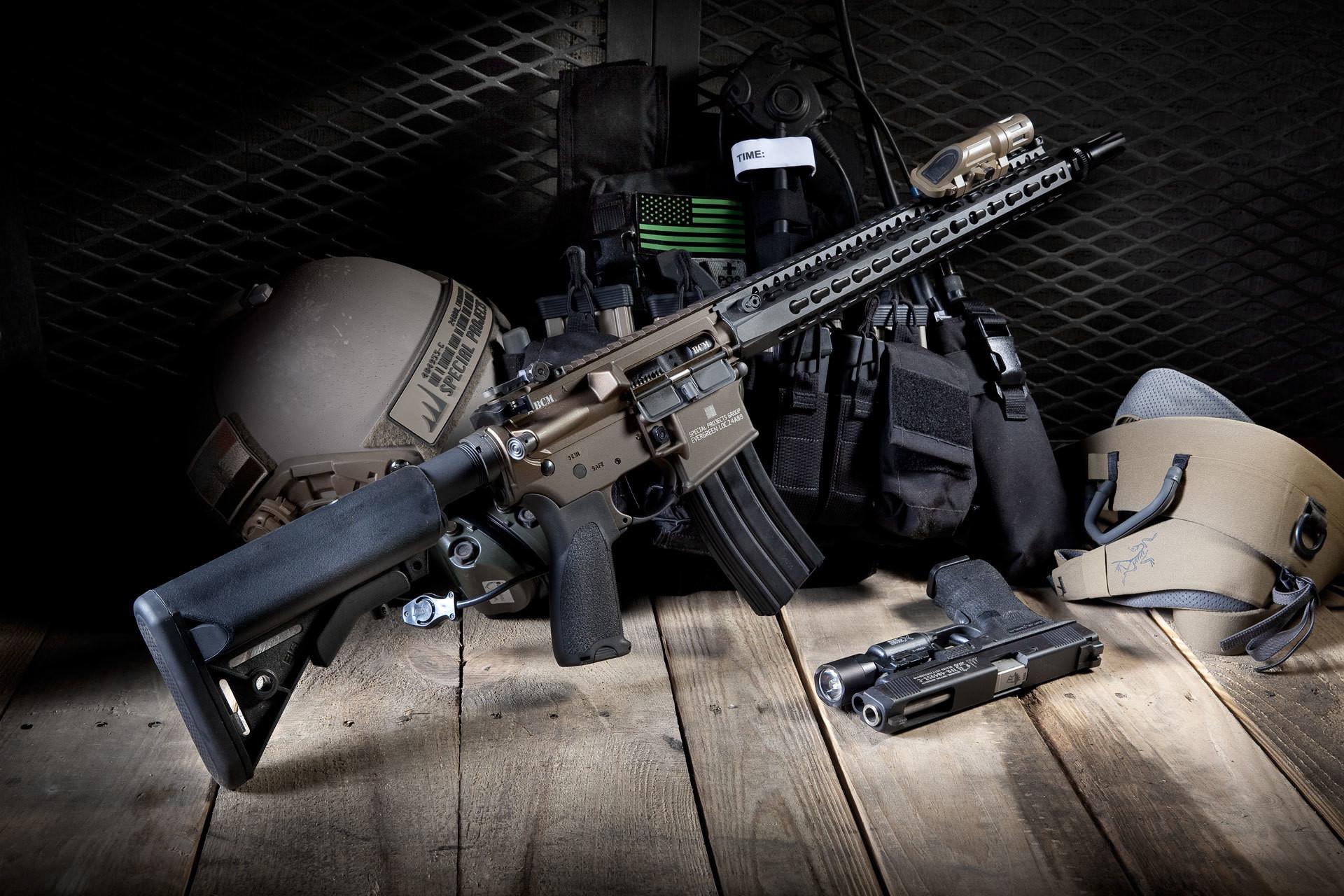 Wallpaper bcm, assault rifle, ar-15, gear, gun wallpapers weapon .