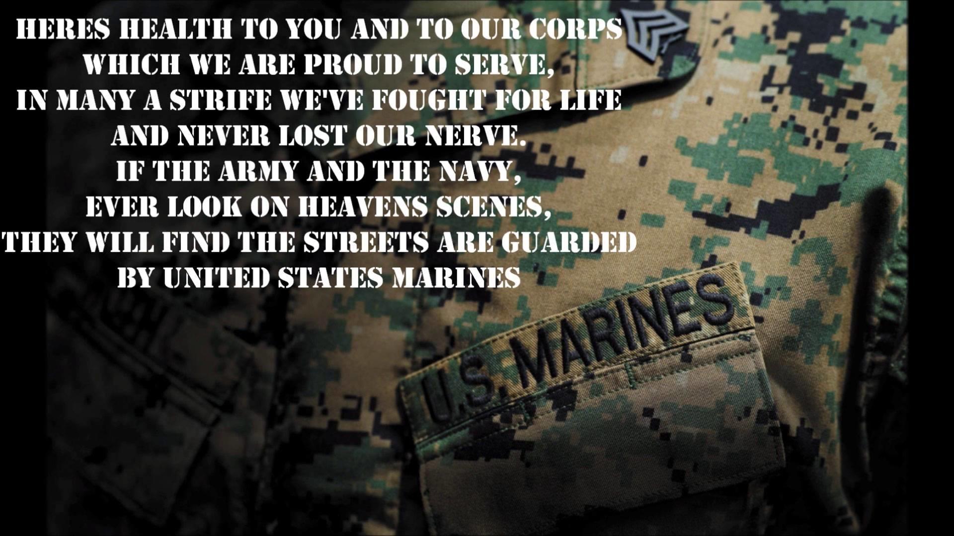 Marine Corps Hymn Lyrics Mp3 | loopele.com