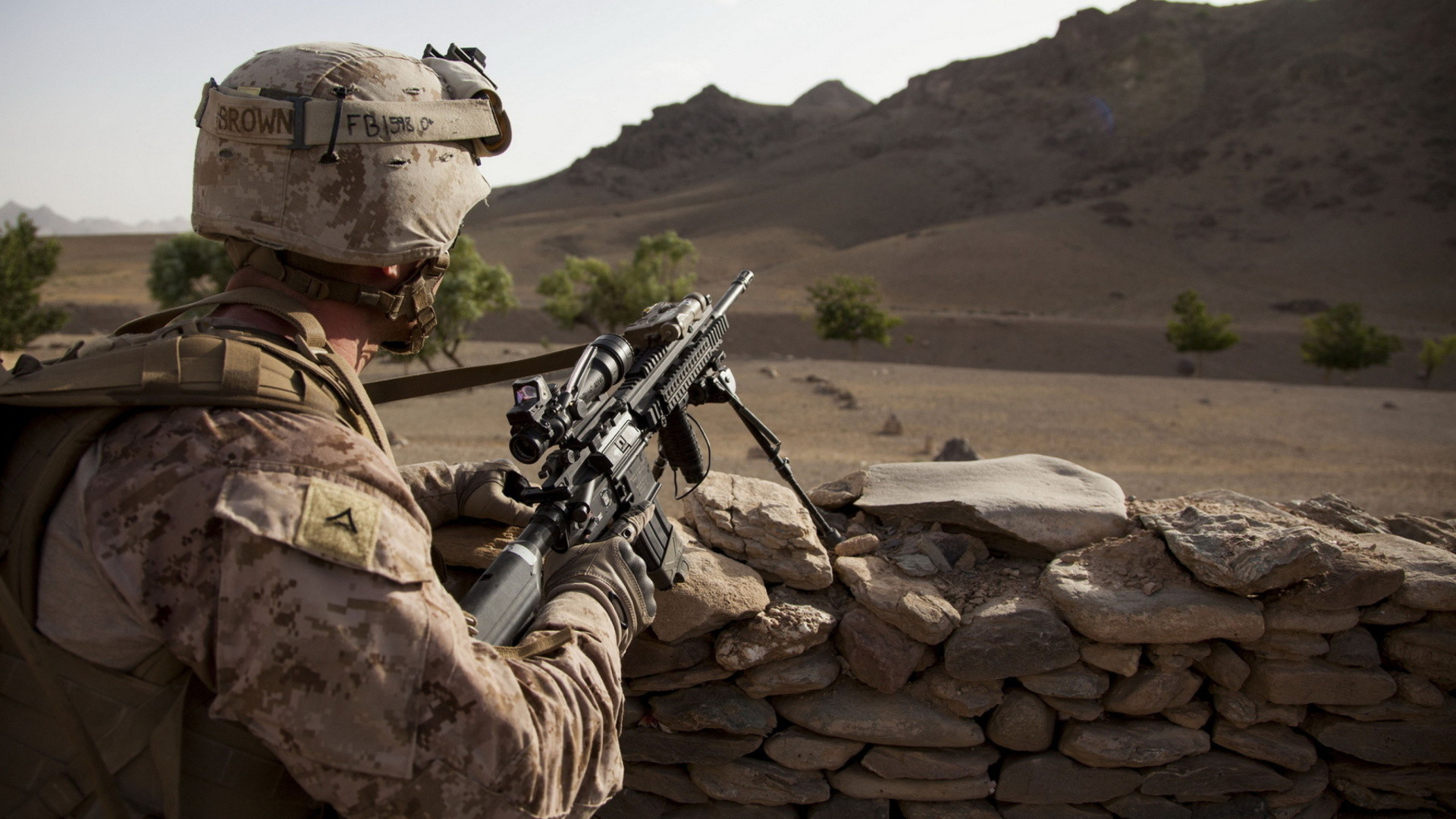 free United States Marine Corps wallpaper .
