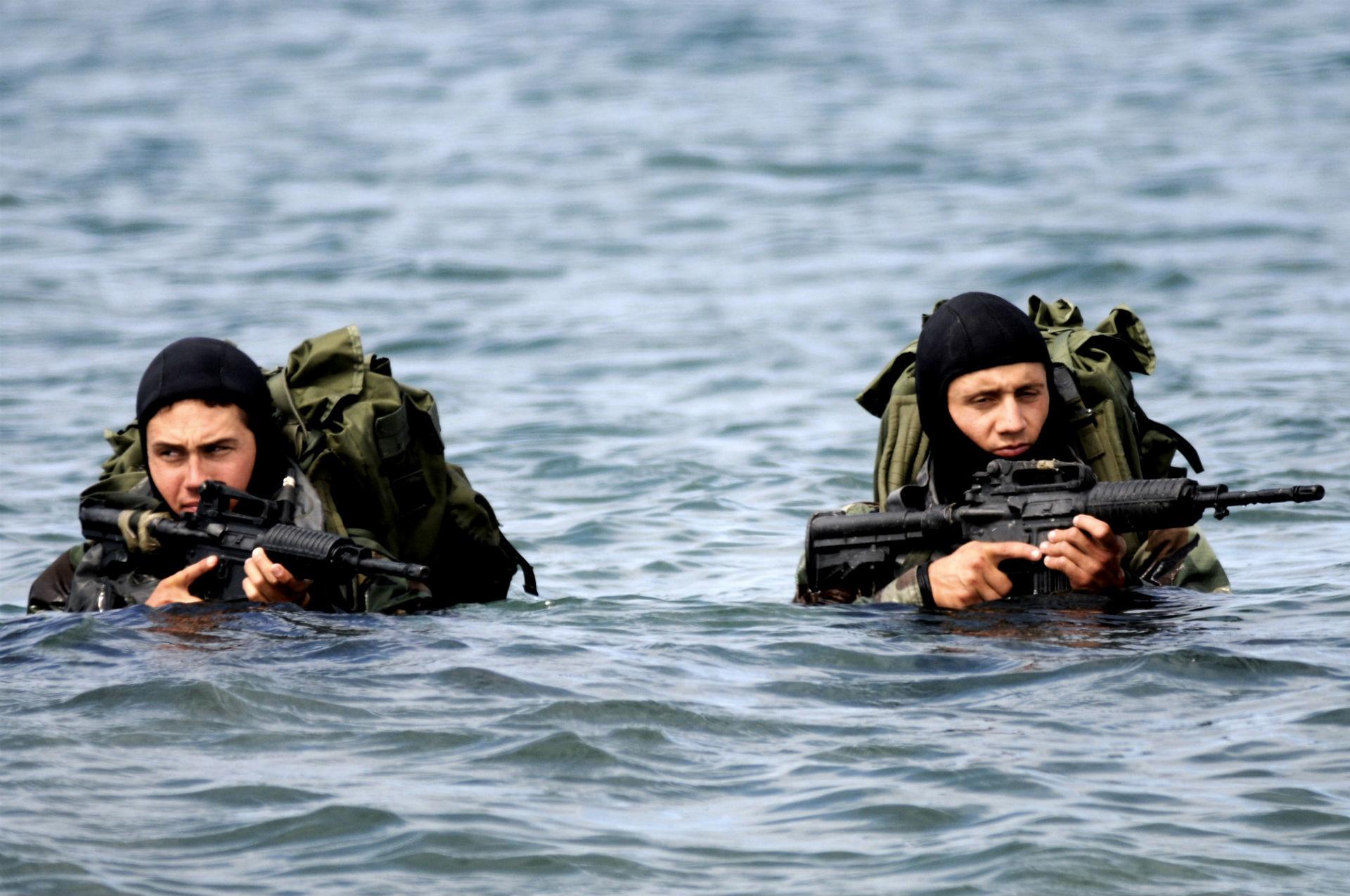 Military – Navy Seal Wallpaper