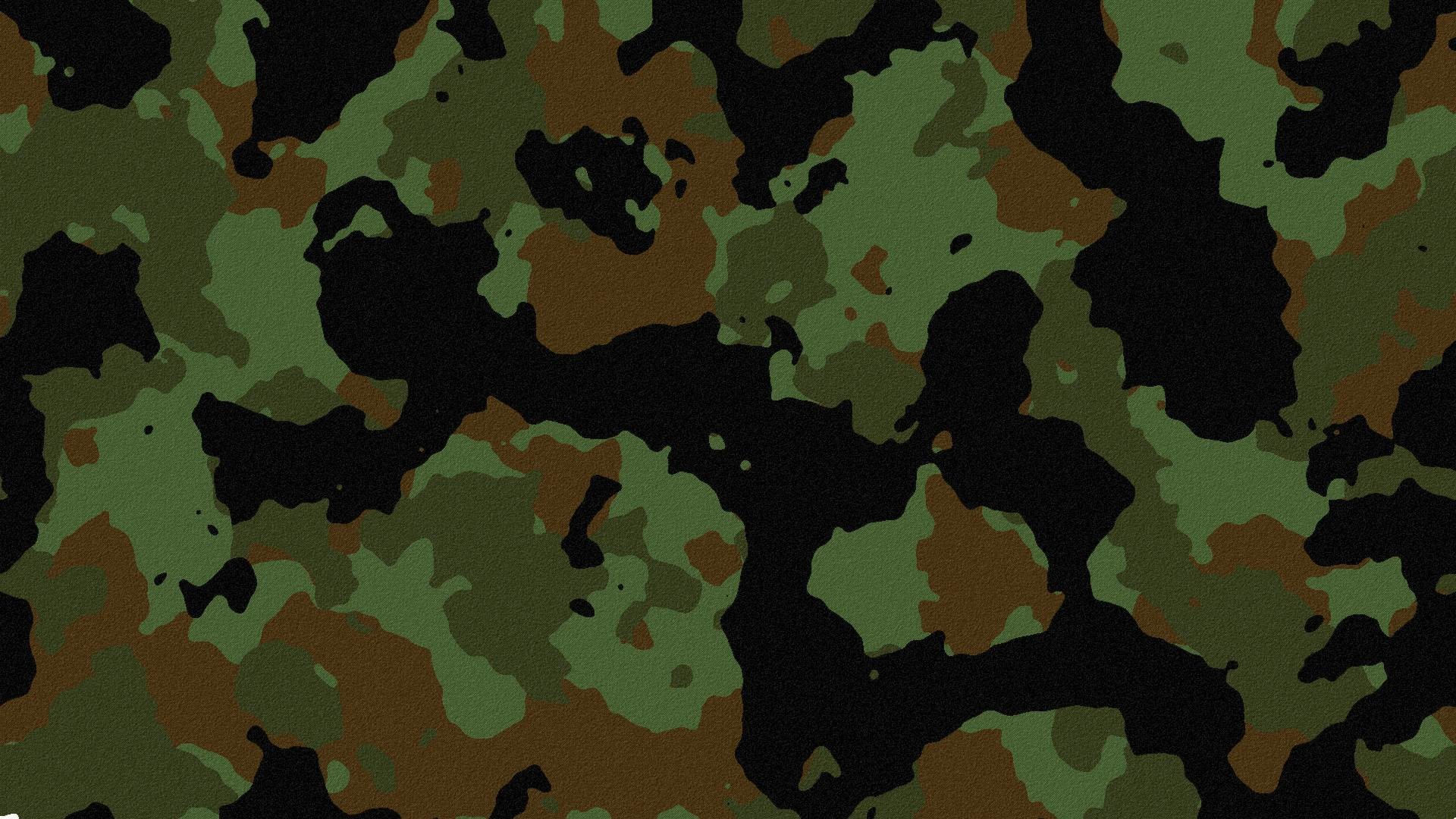 Military Khaki Camouflage Patters   Background and Texture