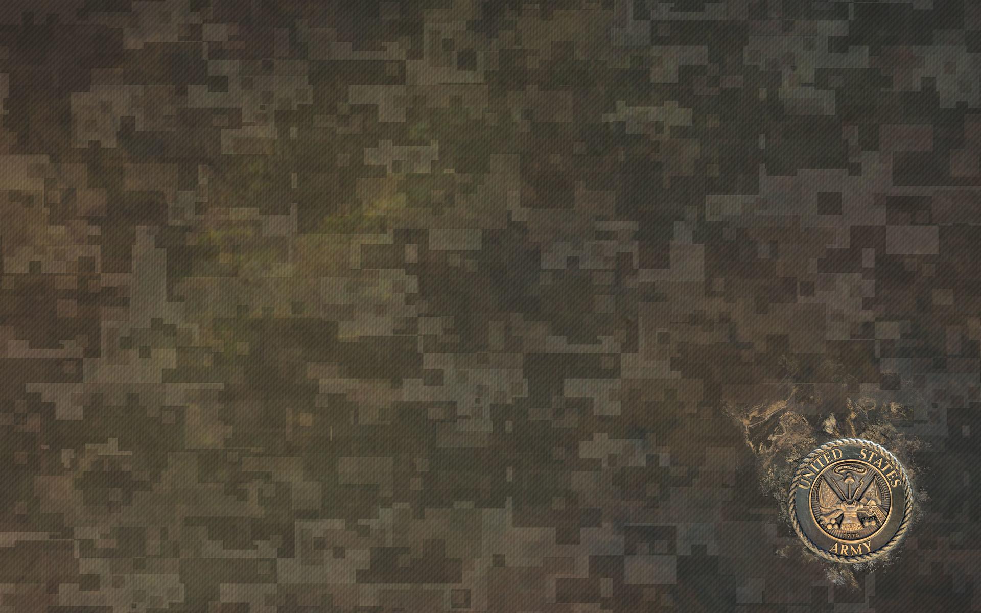 Camo Grunge US Army by Erik Pedersen