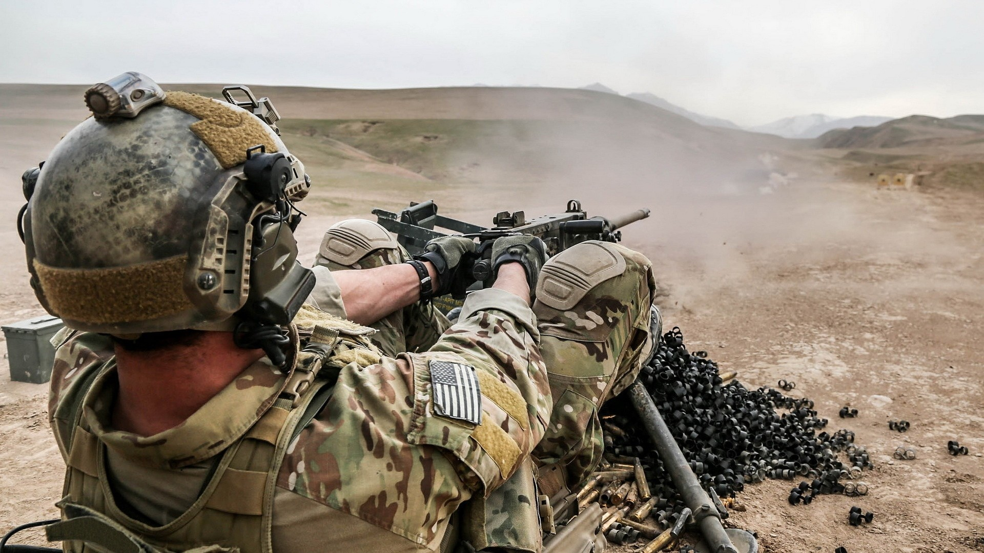 Preview wallpaper machine gun, us, special forces, afghanistan 1920×1080