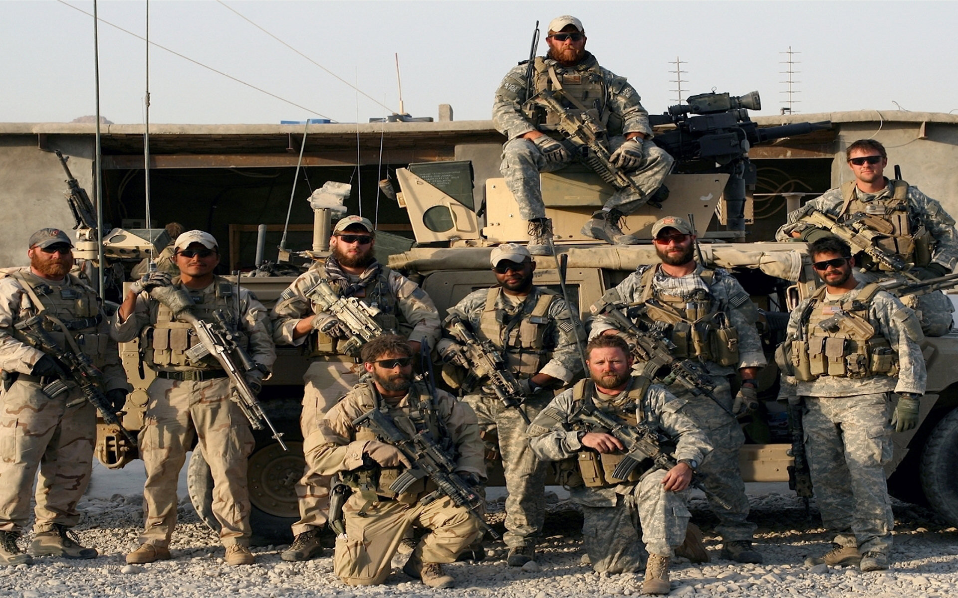In Afghanistan, special units do the dirty work   Special forces, Army and  Military