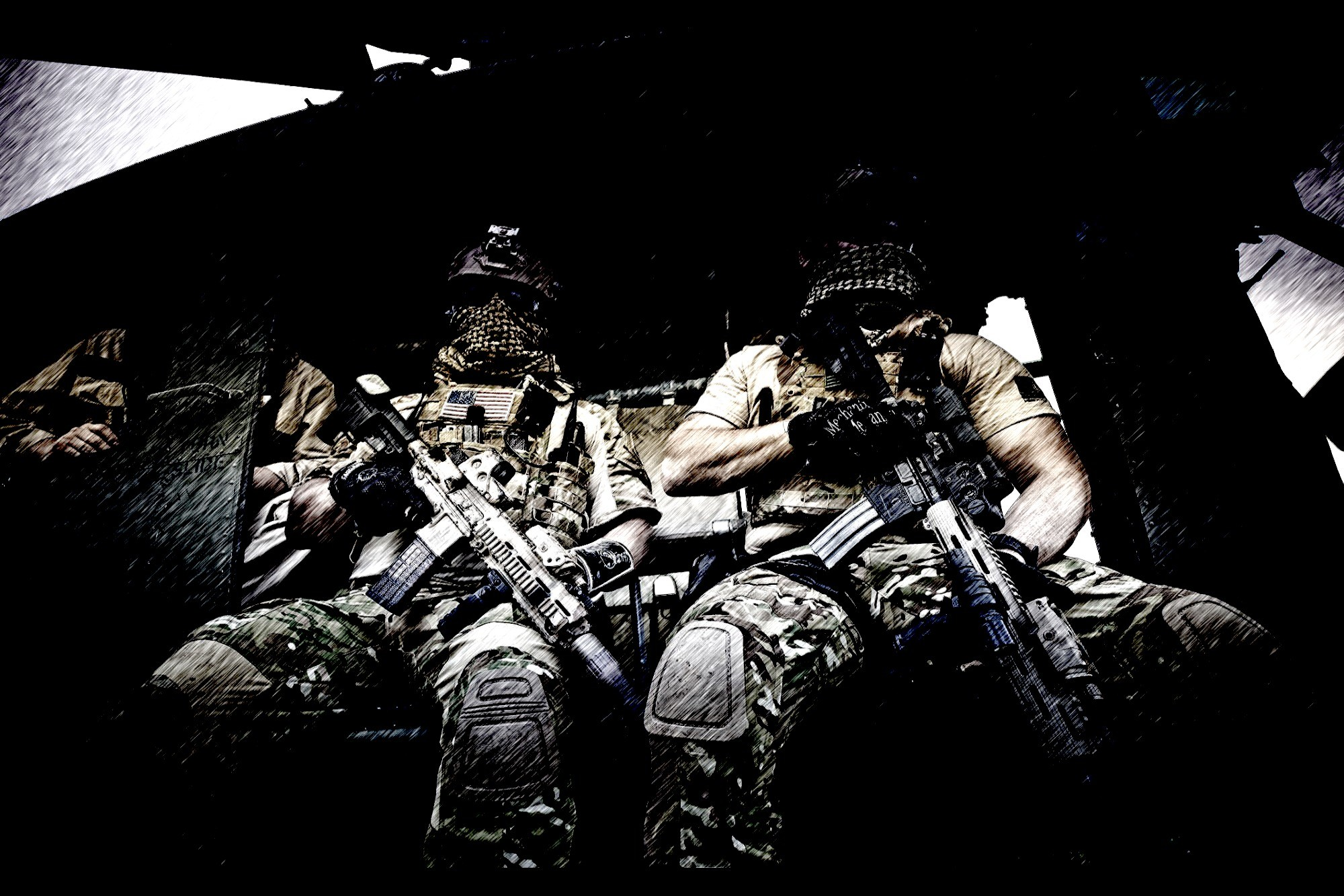 Special Forces Sniper Soldier Wallpaper Wallpapers Background 999×706 US  Army Special Forces Wallpapers (
