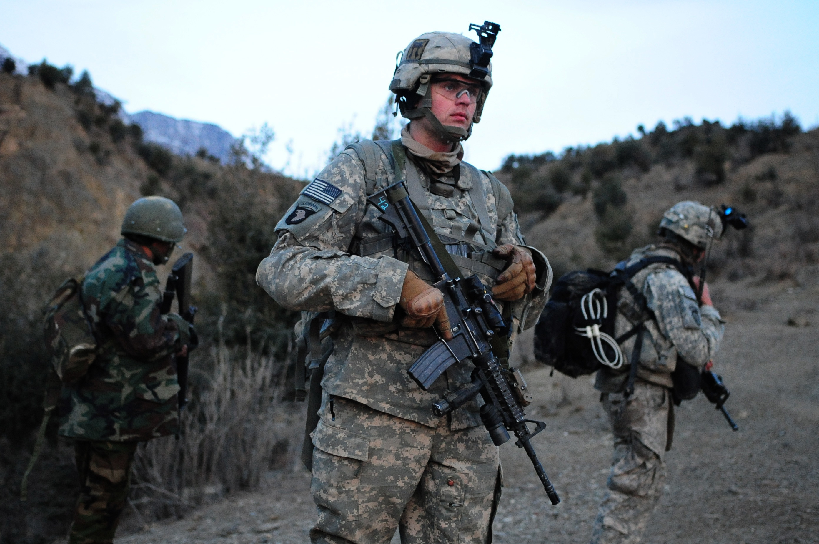 us military gear The United States Army Special Forces …