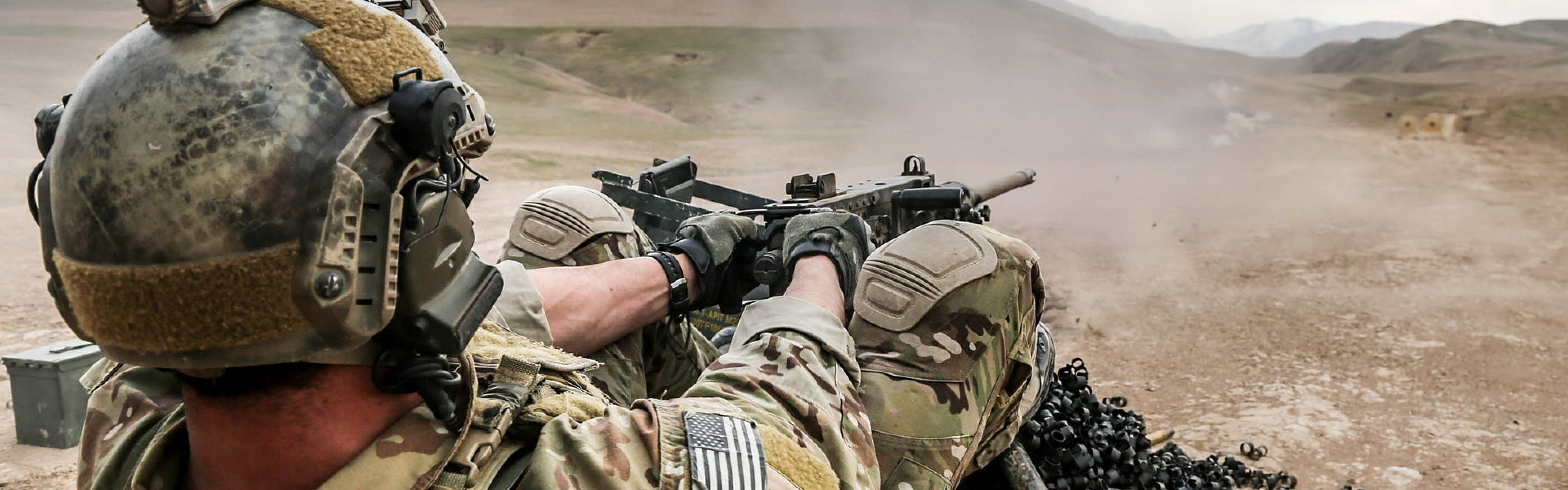 Wallpaper machine gun, us, special forces, afghanistan