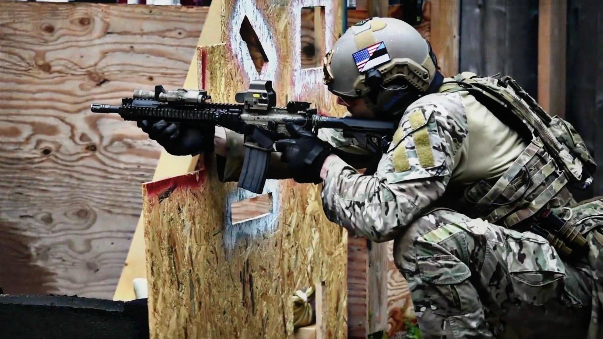 U.S. SPECIAL FORCES ADVANCED CLOSE QUARTER URBAN COMBAT COURSE TRAINING –  YouTube